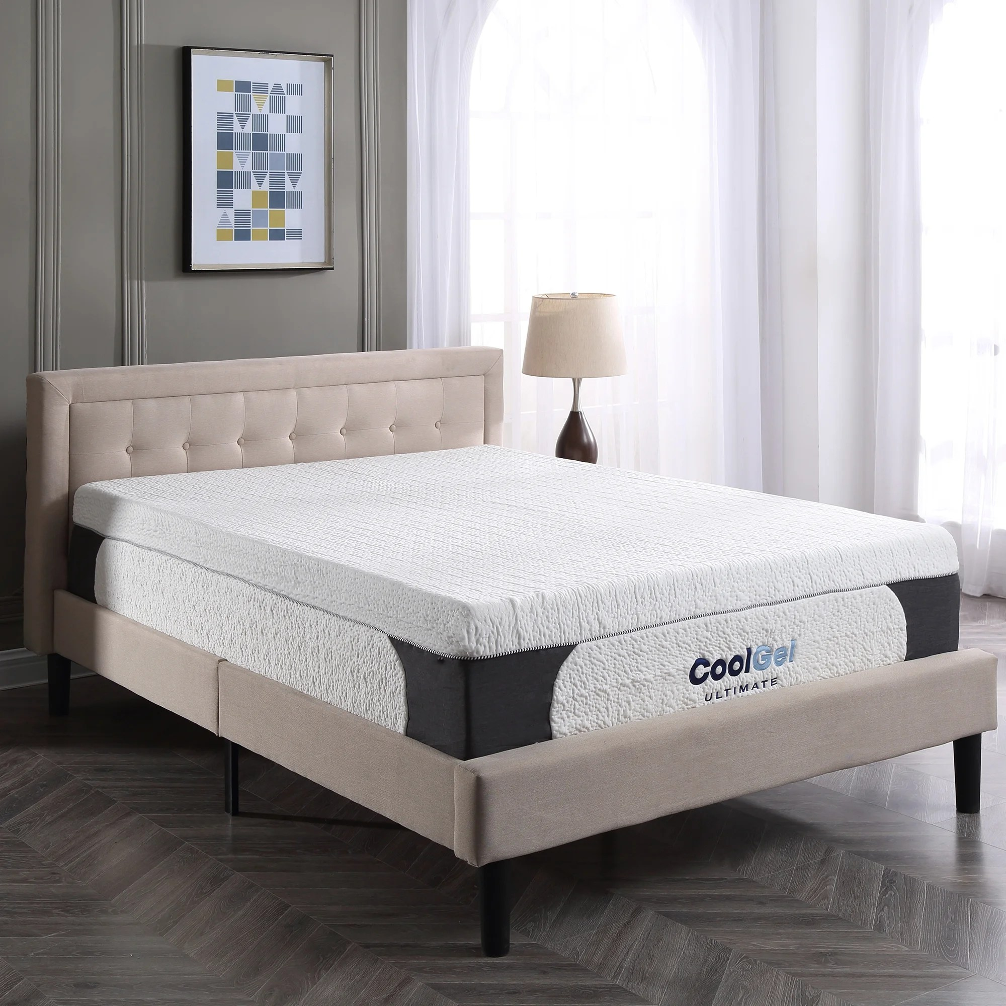 Memory Foam Mattress Too Firm Isenhour 14