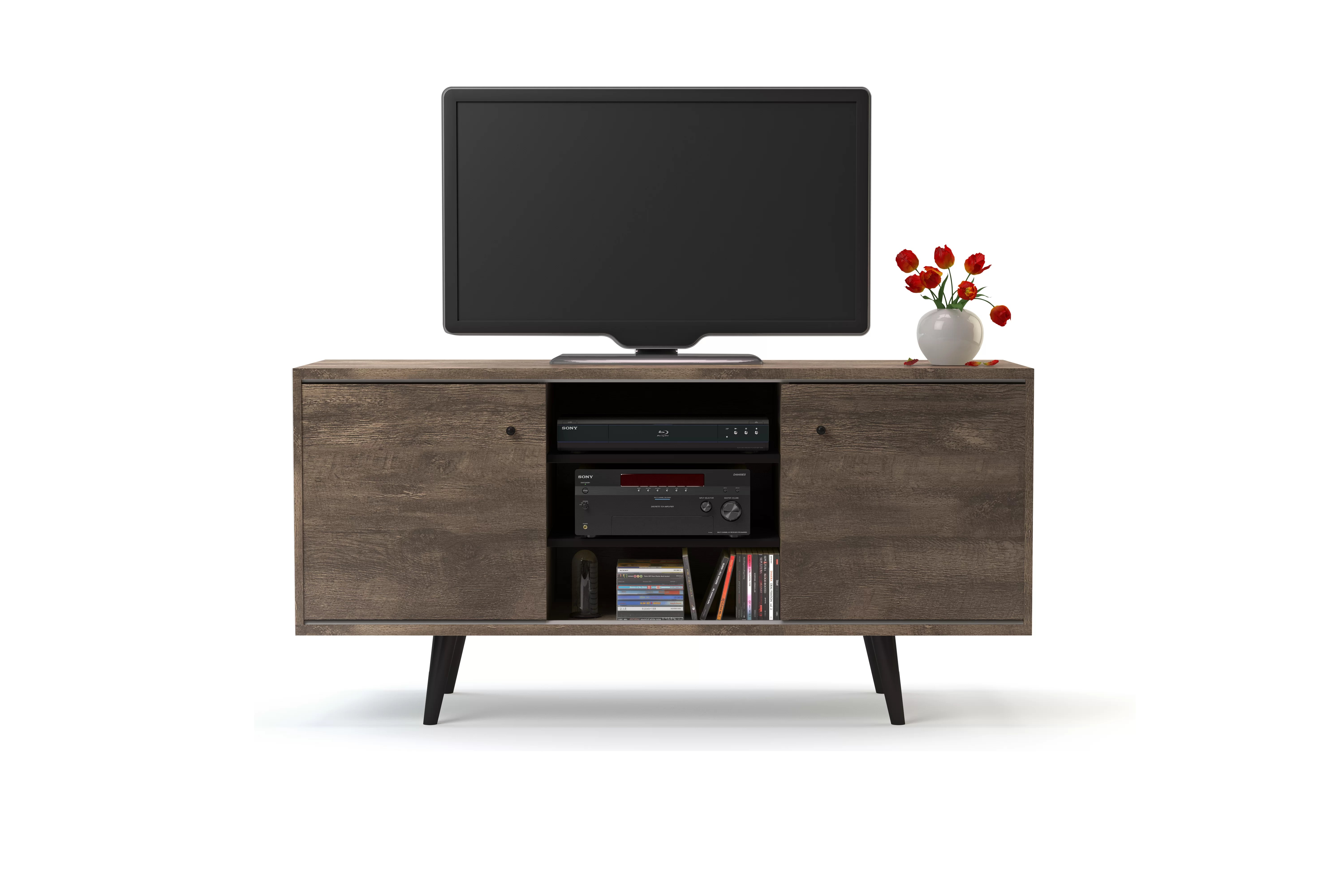 Tv Sideboard Modern Norloti Tv Stand For Tvs Up To 58