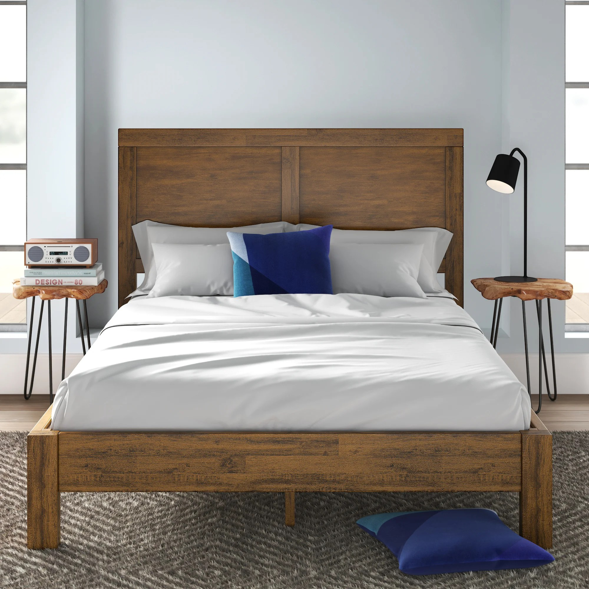 Brown Queen Size Beds You Ll Love In 2021 Wayfair
