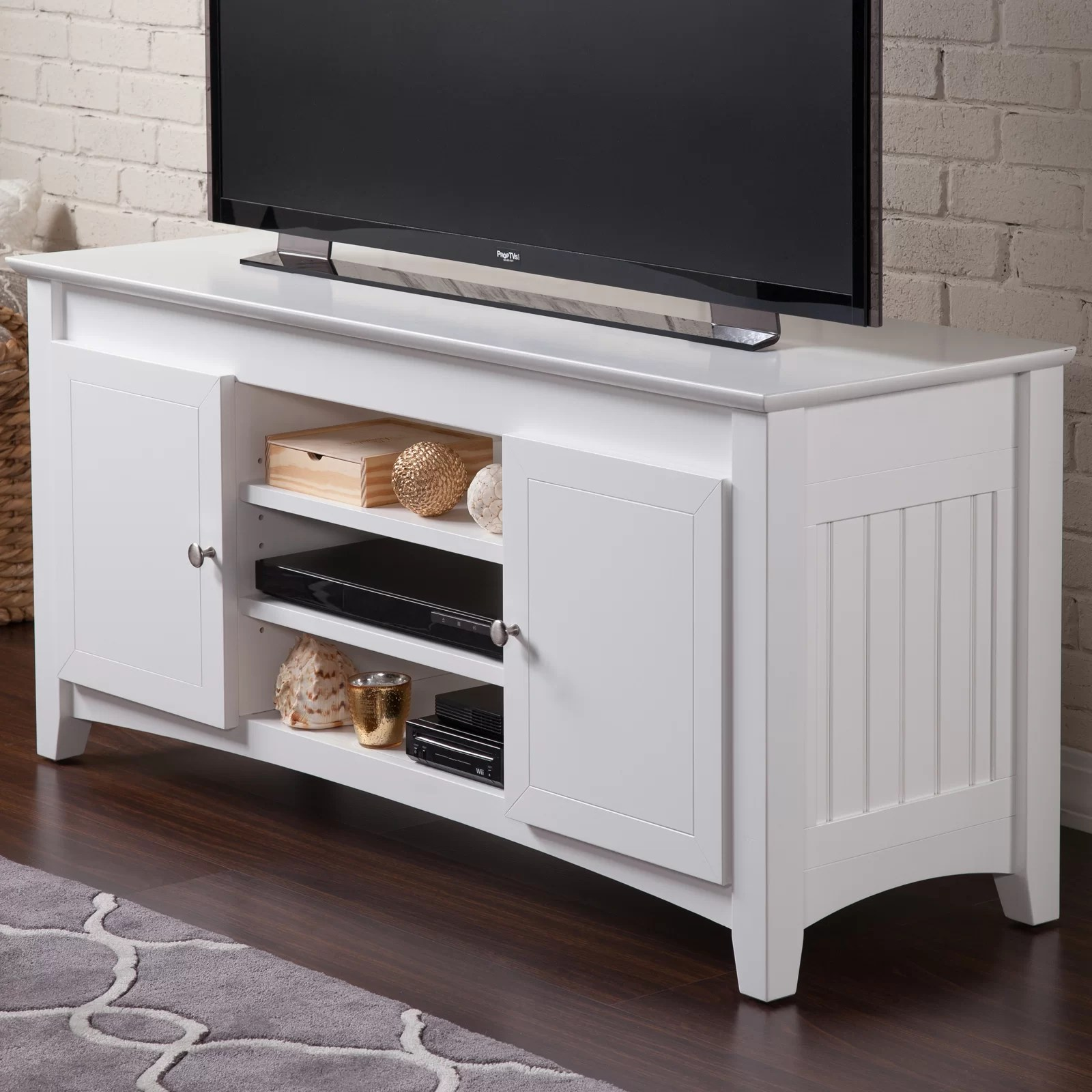 Flat Screen Tv Stands Herring Tv Stand For Tvs Up To 60