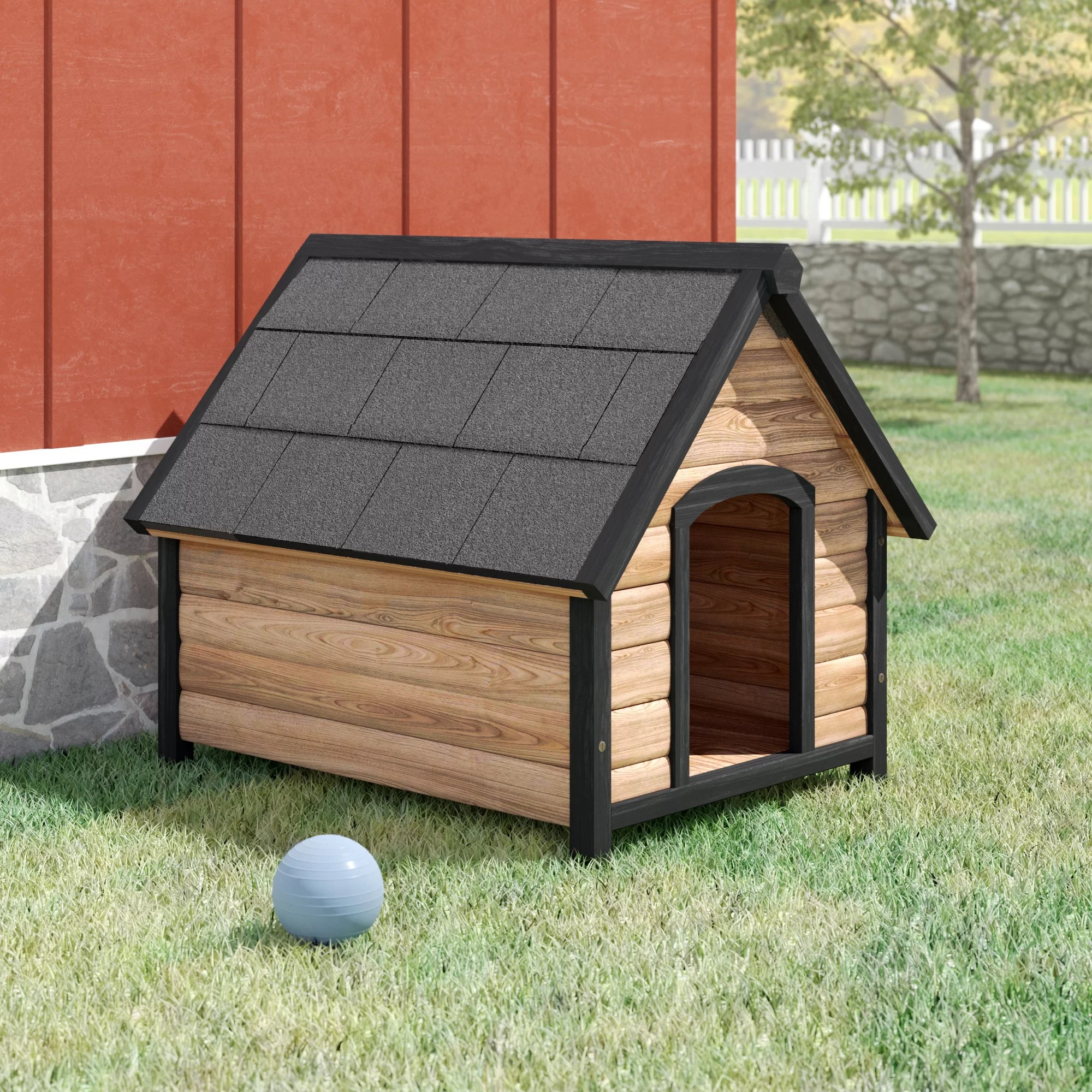 Dog Houses You Ll Love In 2021 Wayfair