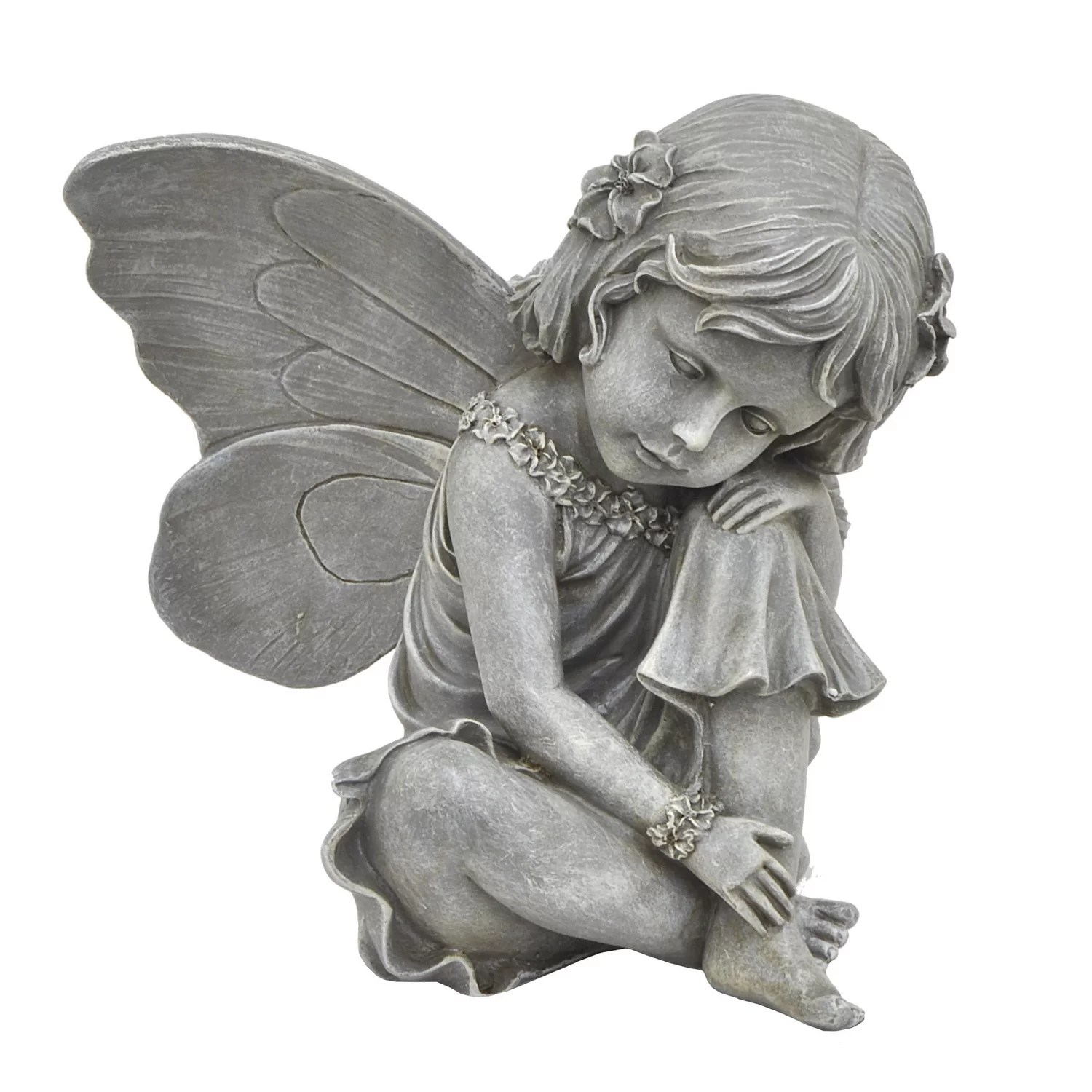 Faerie Statues Sleeping Fairy Statue Easy Home Decorating Ideas