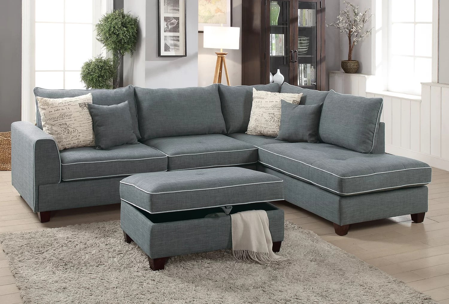 Sectionals Sectional Sofas Couches You Ll Love In 2020 Wayfair