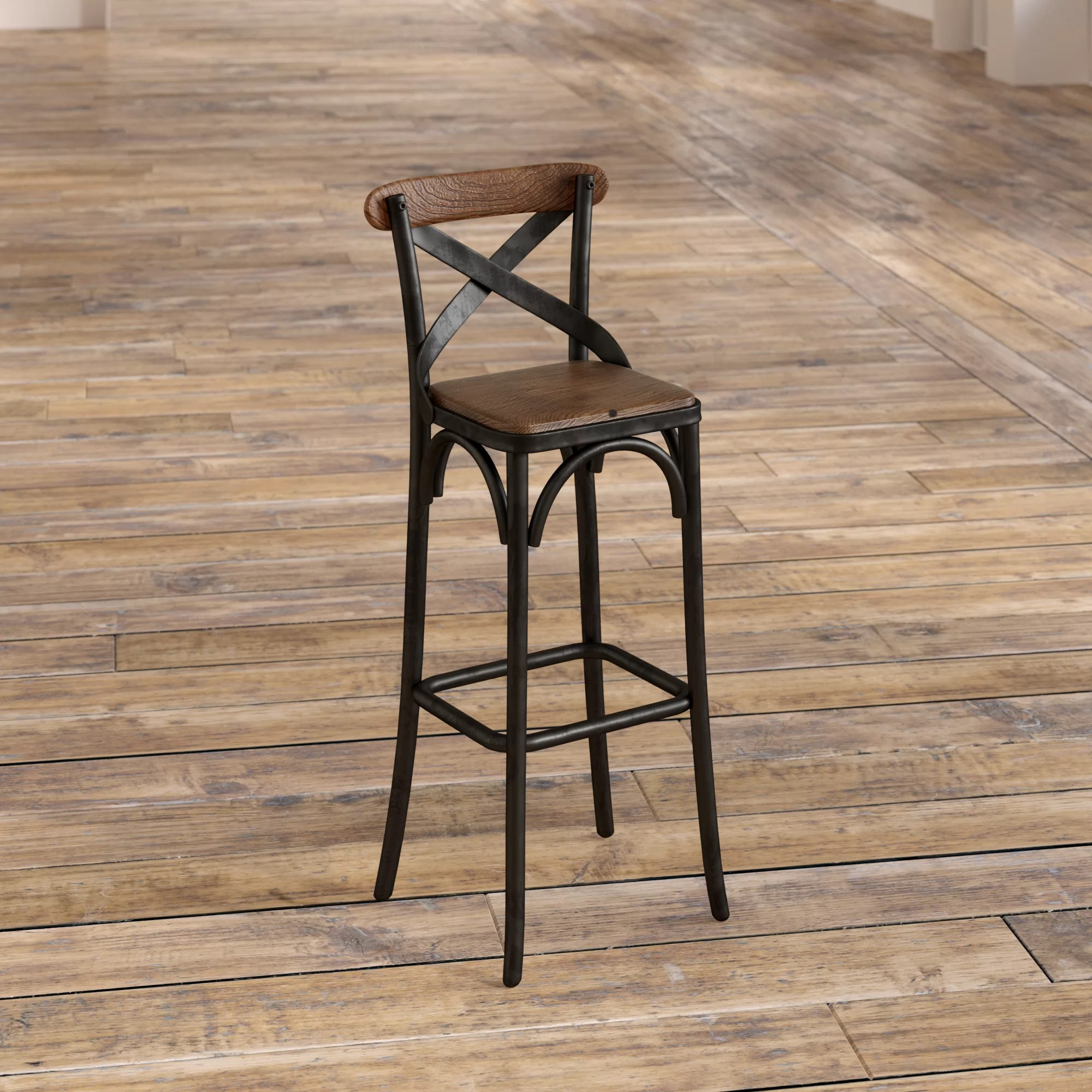 Wooden Kitchen Counter Stools Bentley Bar Counter Stool