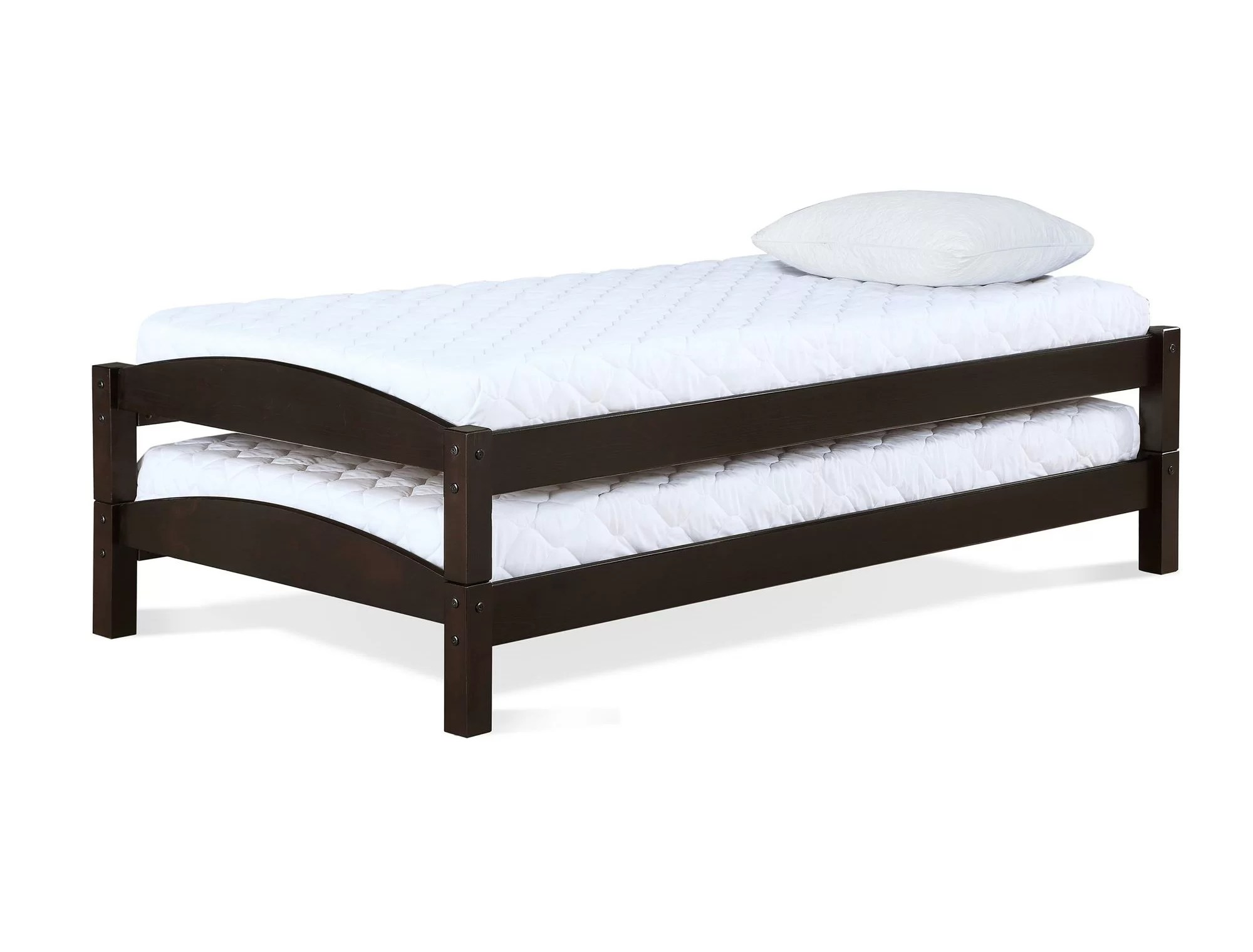 Stackable Twin Beds Shaunte Stackable Twin Platform Bed