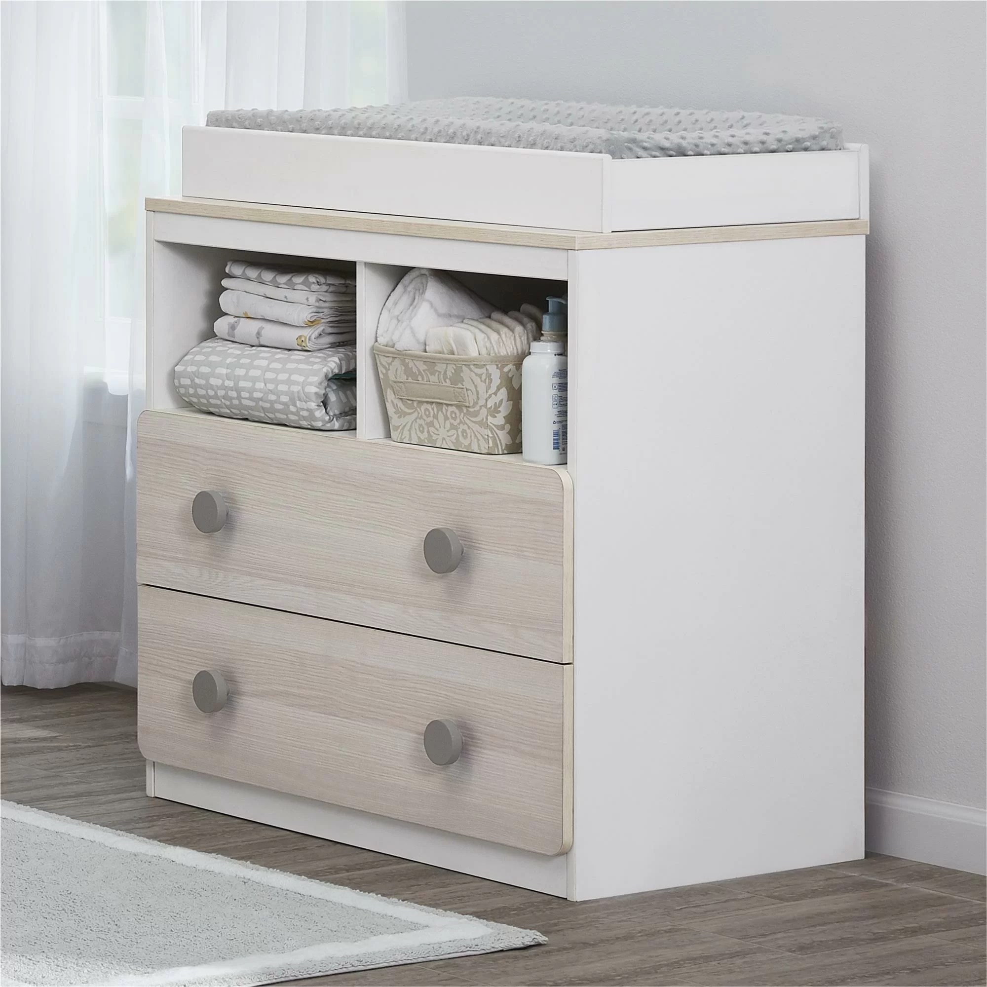 Changing Table Chest Of Drawers Prism Changing Table