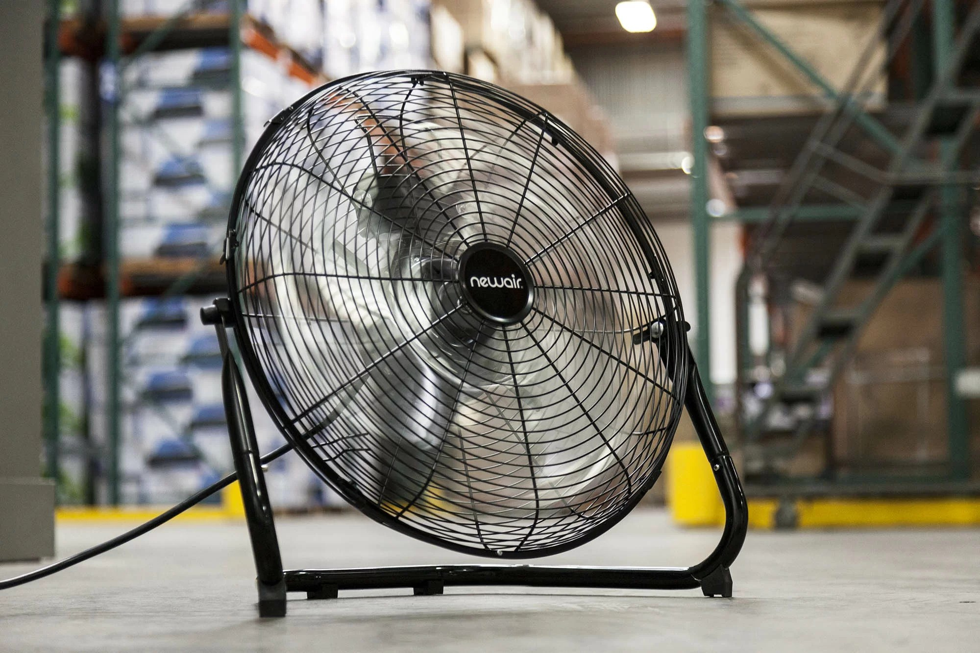 Garage Workshop Fan High Velocity Portable Floor Fan