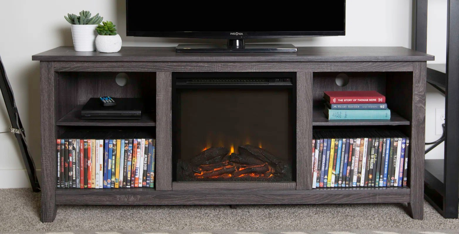 Tennyson Bookcase Electric Fireplace Best Electric Fireplace On The Market The Definitive Buyer S Guide