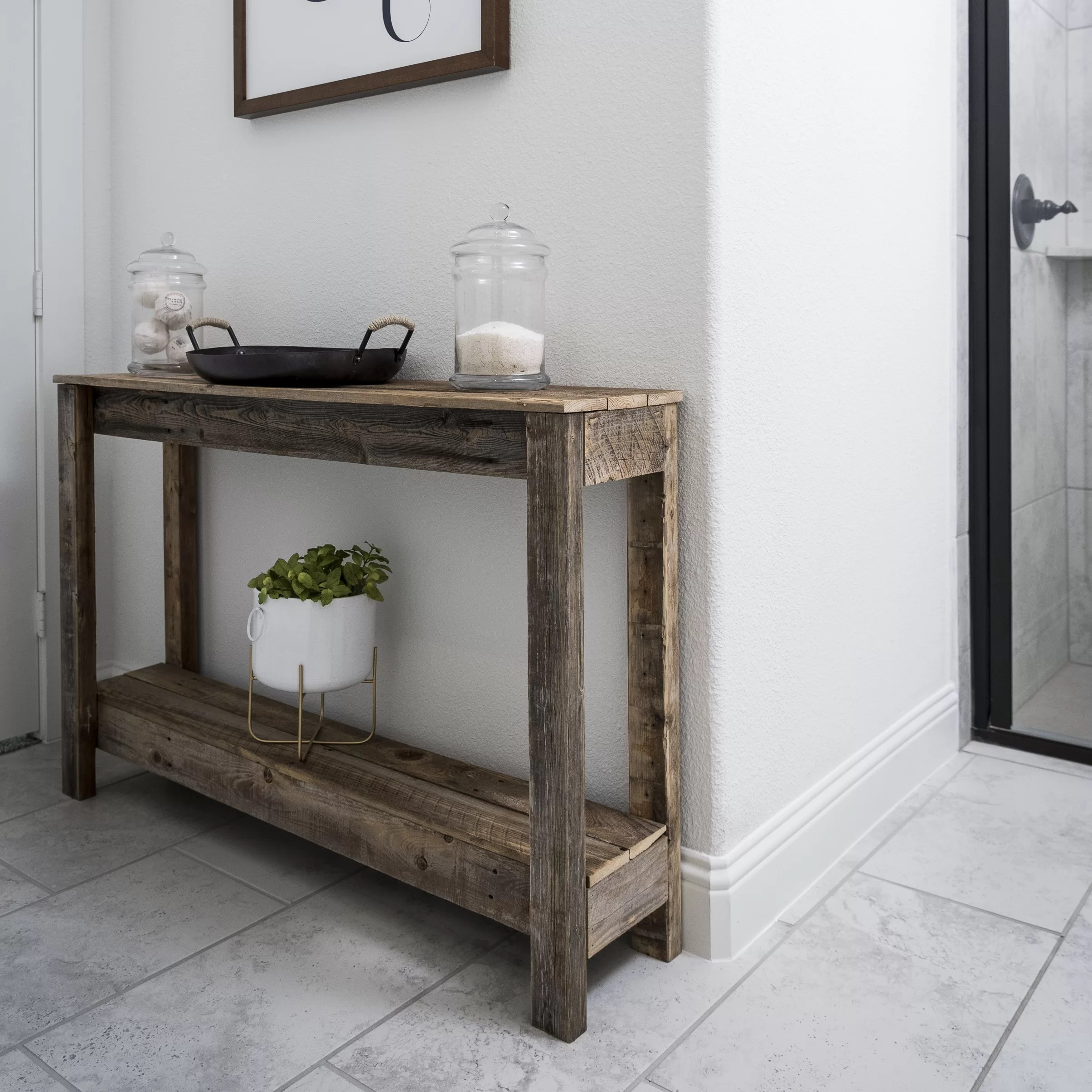 Wayfair Live Edge Console Tables You Ll Love In 2021