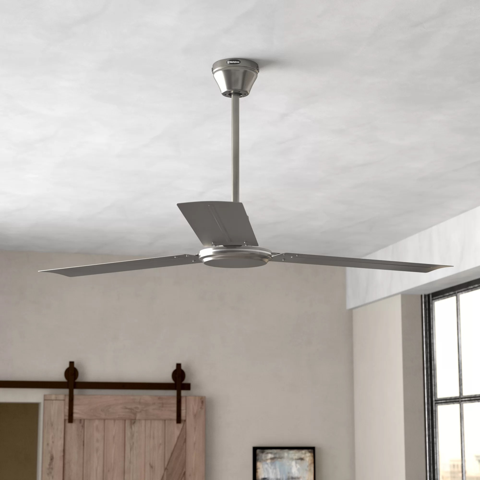 Industrial Style Ceiling Fans 56