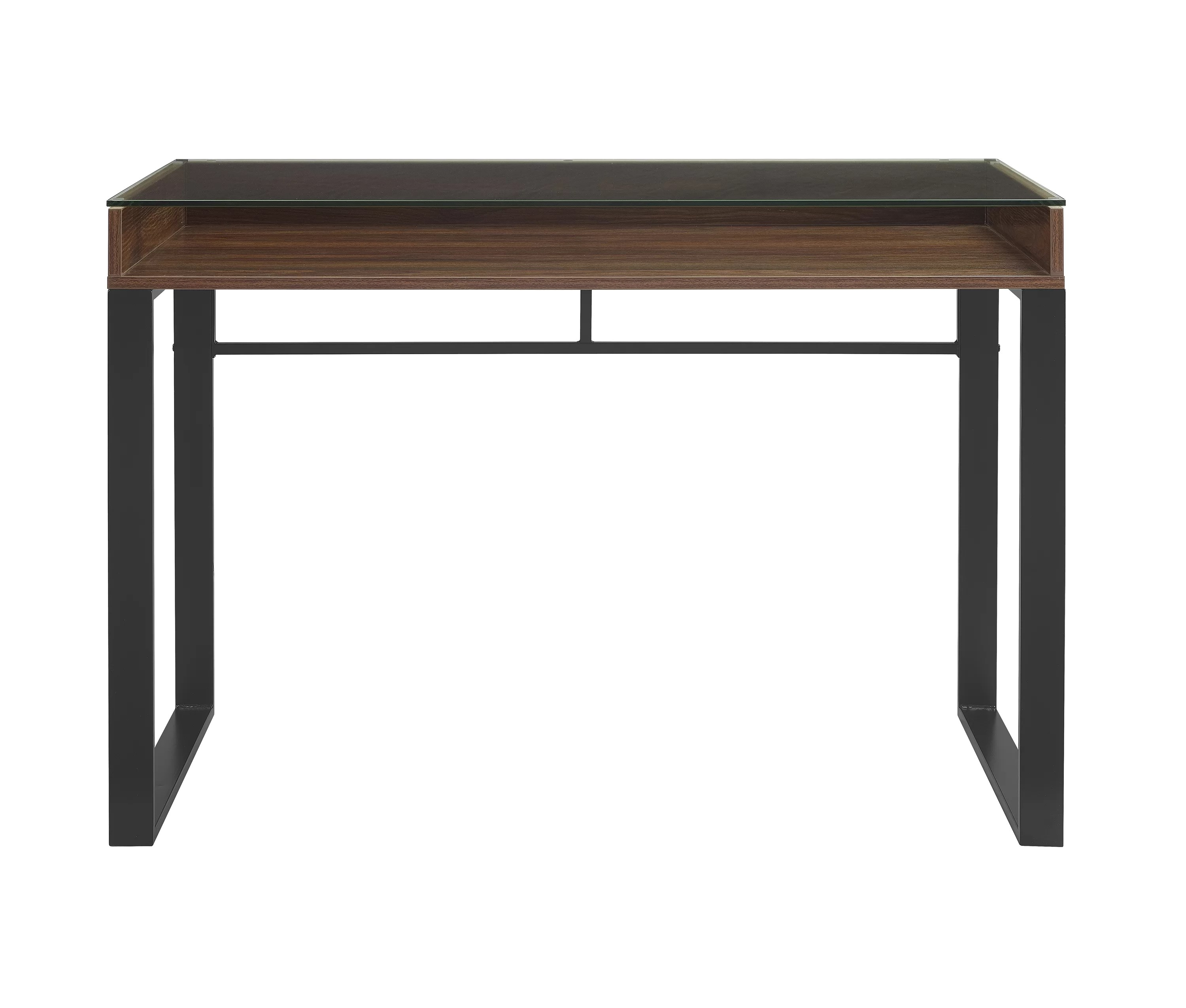 Urban Sofa Barneveld Barneveld Glass Writing Desk Reviews Allmodern