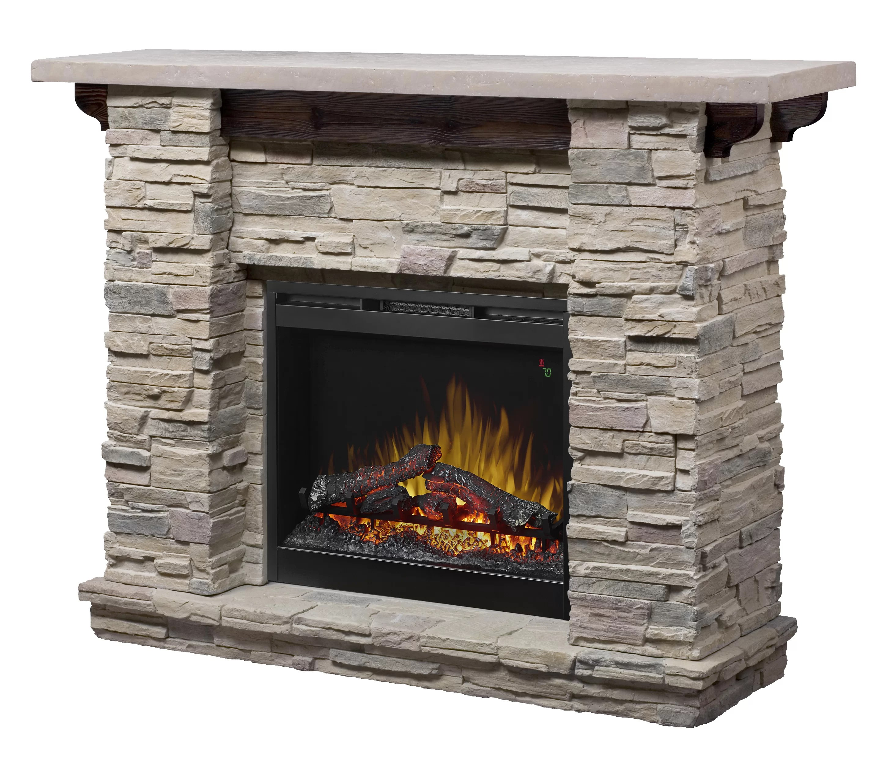 Electric Fireplace.com Richardson Electric Fireplace