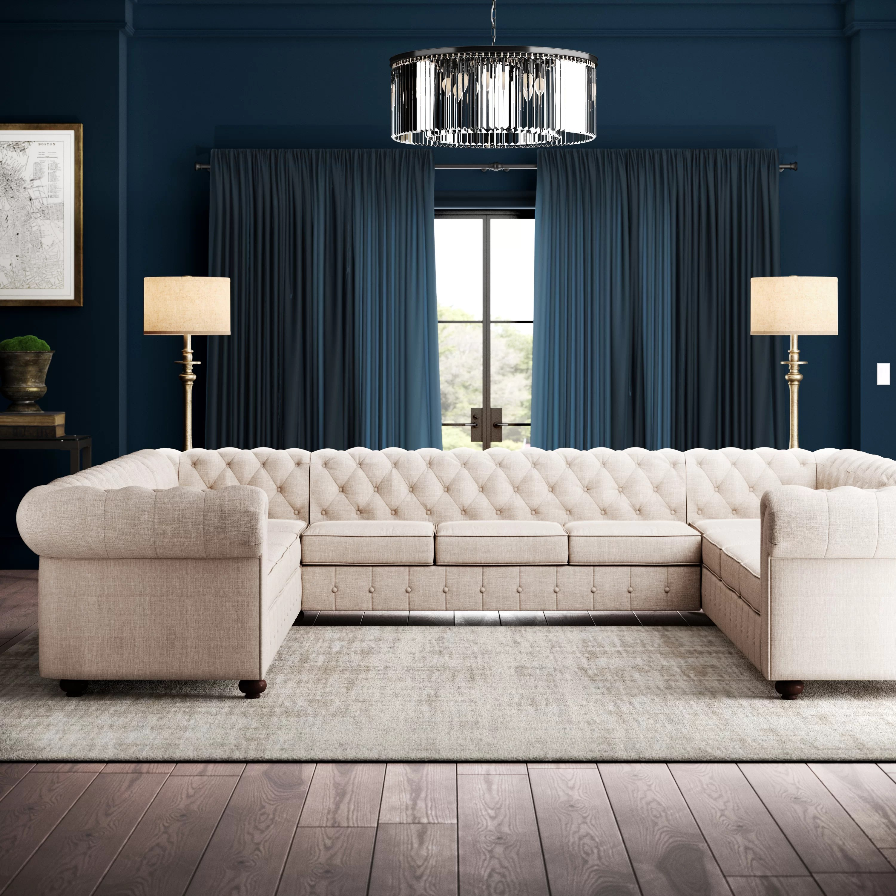 U Shaped Sectionals You Ll Love In 2020 Wayfair