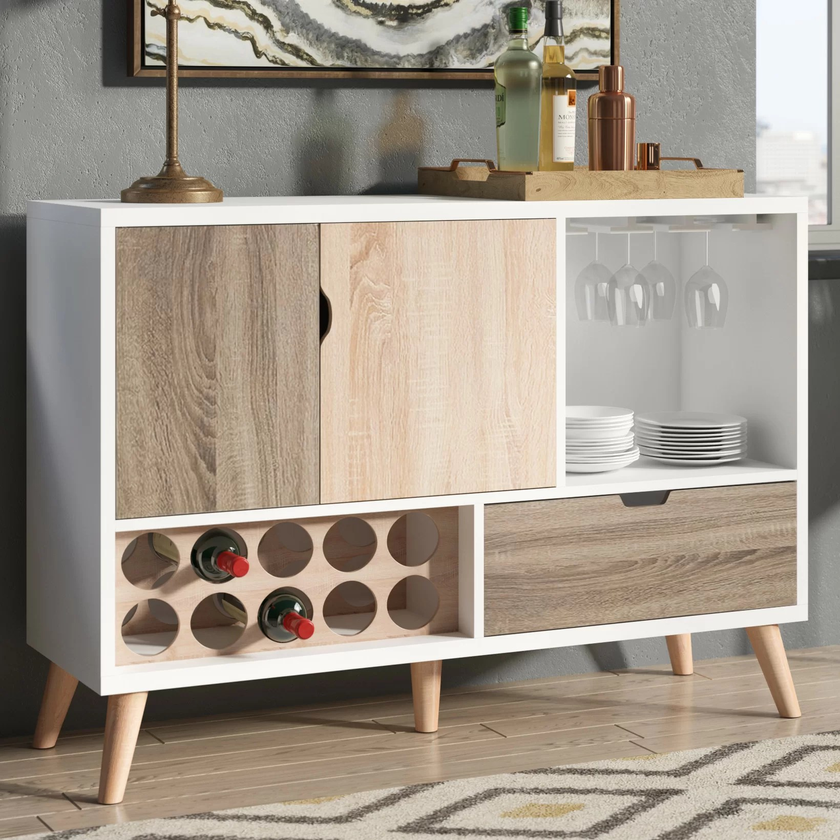 Meuble Tv Chloe Design Rogerson Contemporary Server