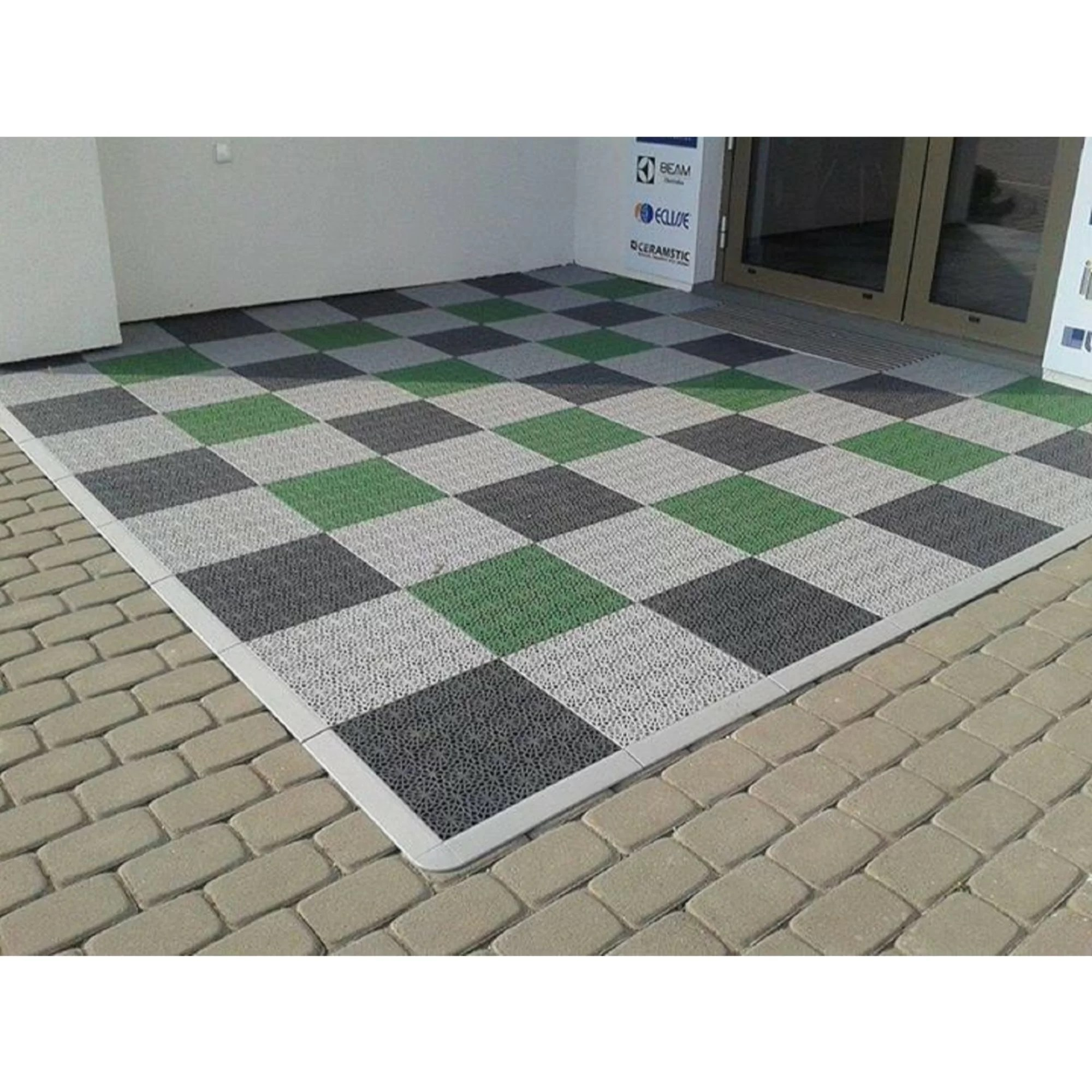 Interlocking Deck Tiles Bergo 14 8