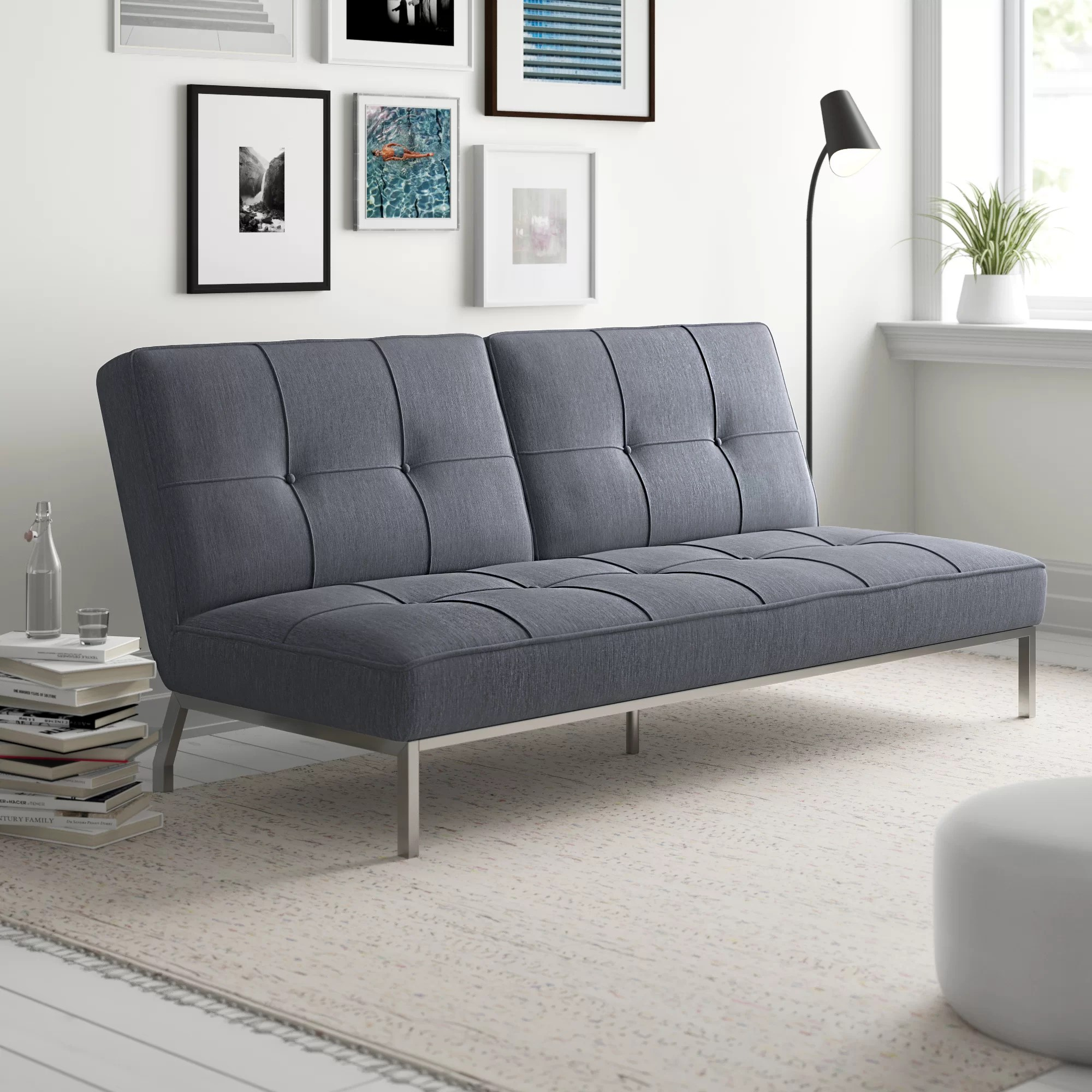 Metro Lane Schlafsofa Litchfield Bewertungen Wayfair De