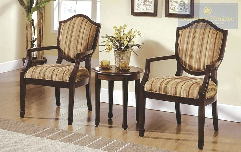 Bay Isle Home Sargentville 3 Pieces Living Room Armchair Set - living room armchair