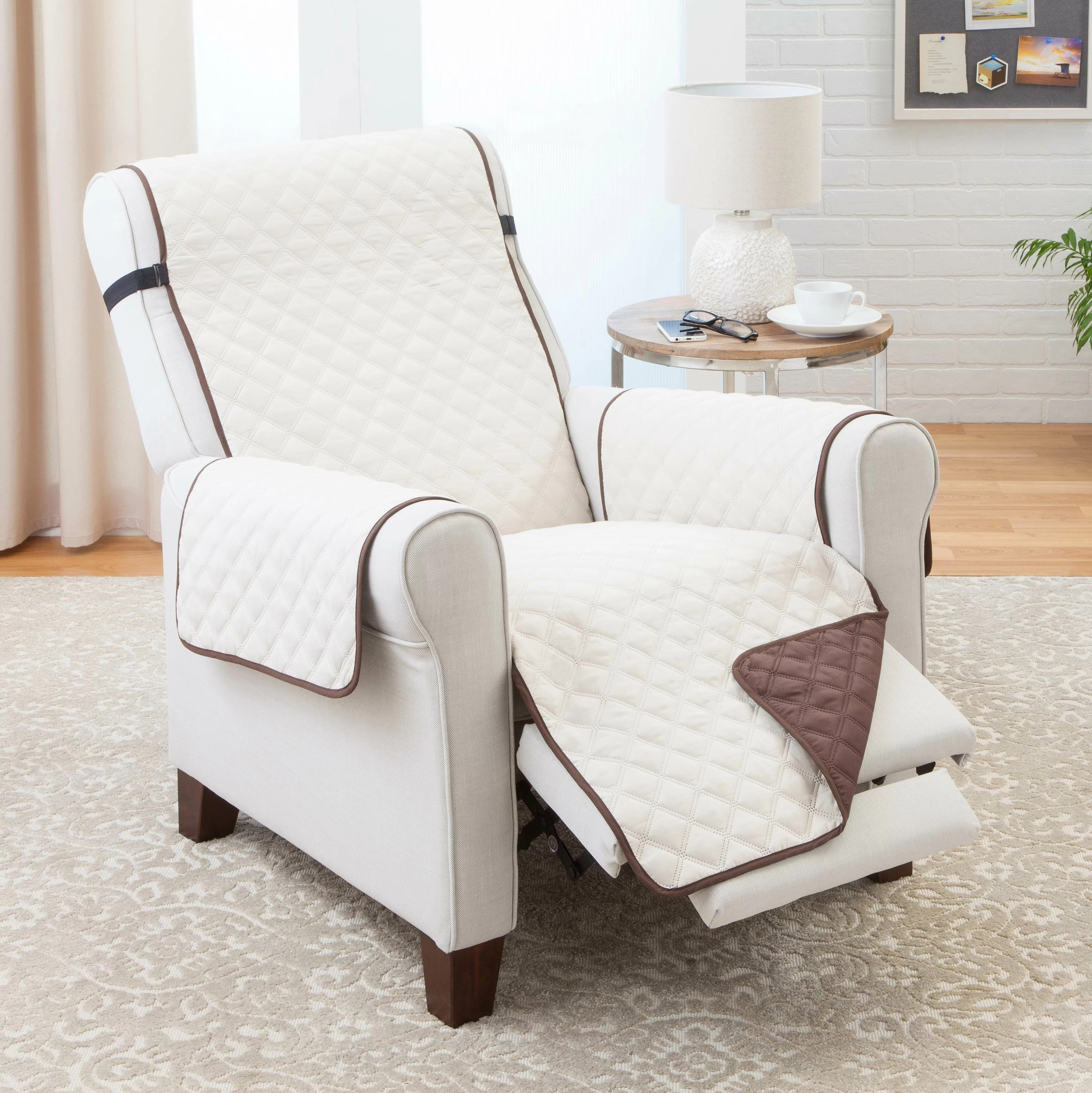 Quilted Lounge Chair Covers Quilted Couch Covers Wayfair