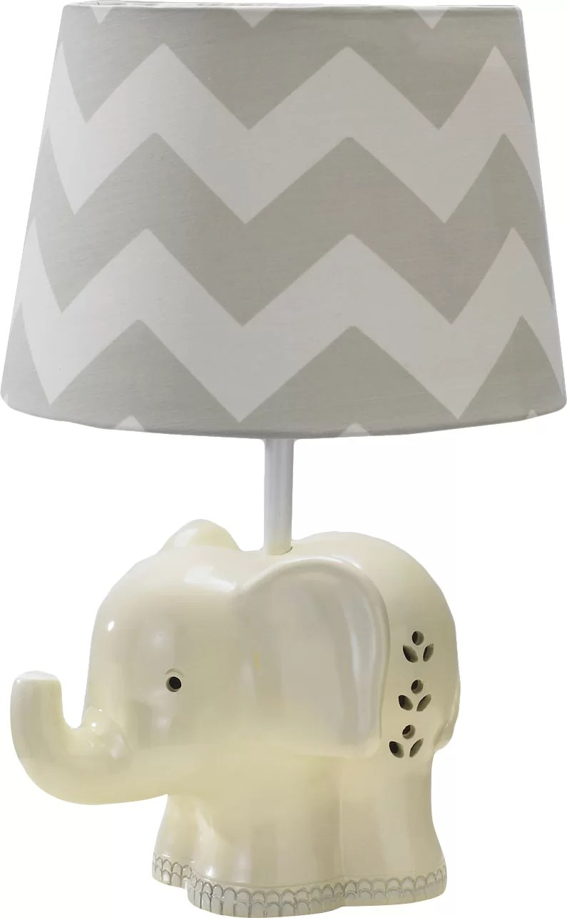 Table Lamp Base Elephant 7