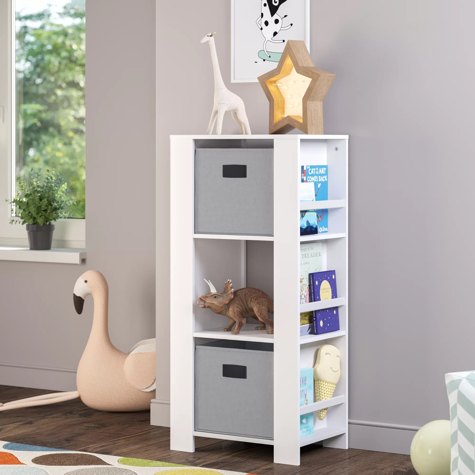 Bookshelves For Kids Showers Kids Cubby Storage Tower 37