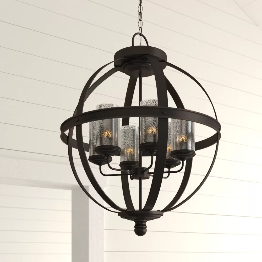 Mercury Chandeliers You Ll Love In 2021 Wayfair
