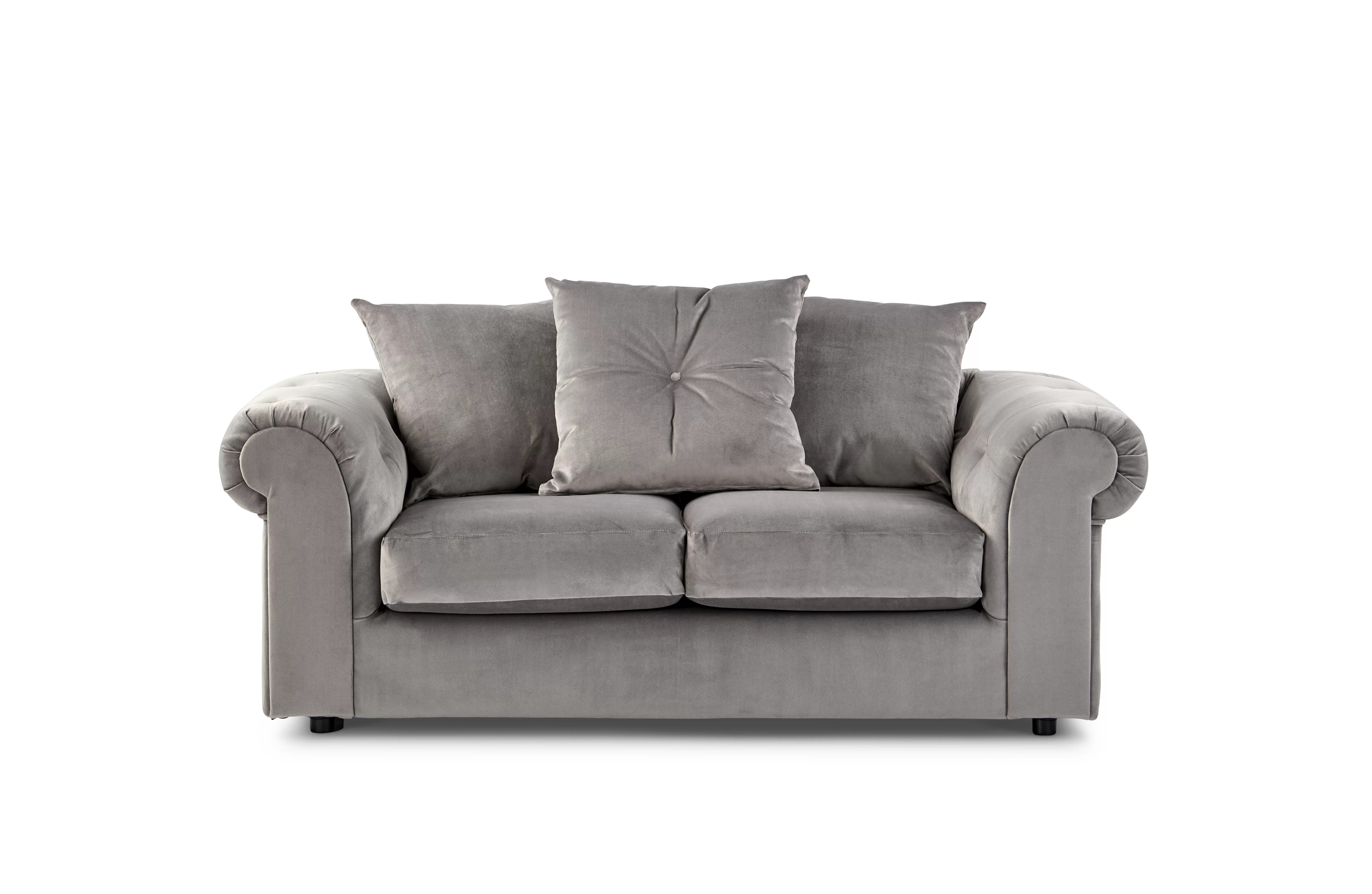 Three Posts Boehme 2 Seater Chesterfield Sofa Reviews Wayfair Co Uk