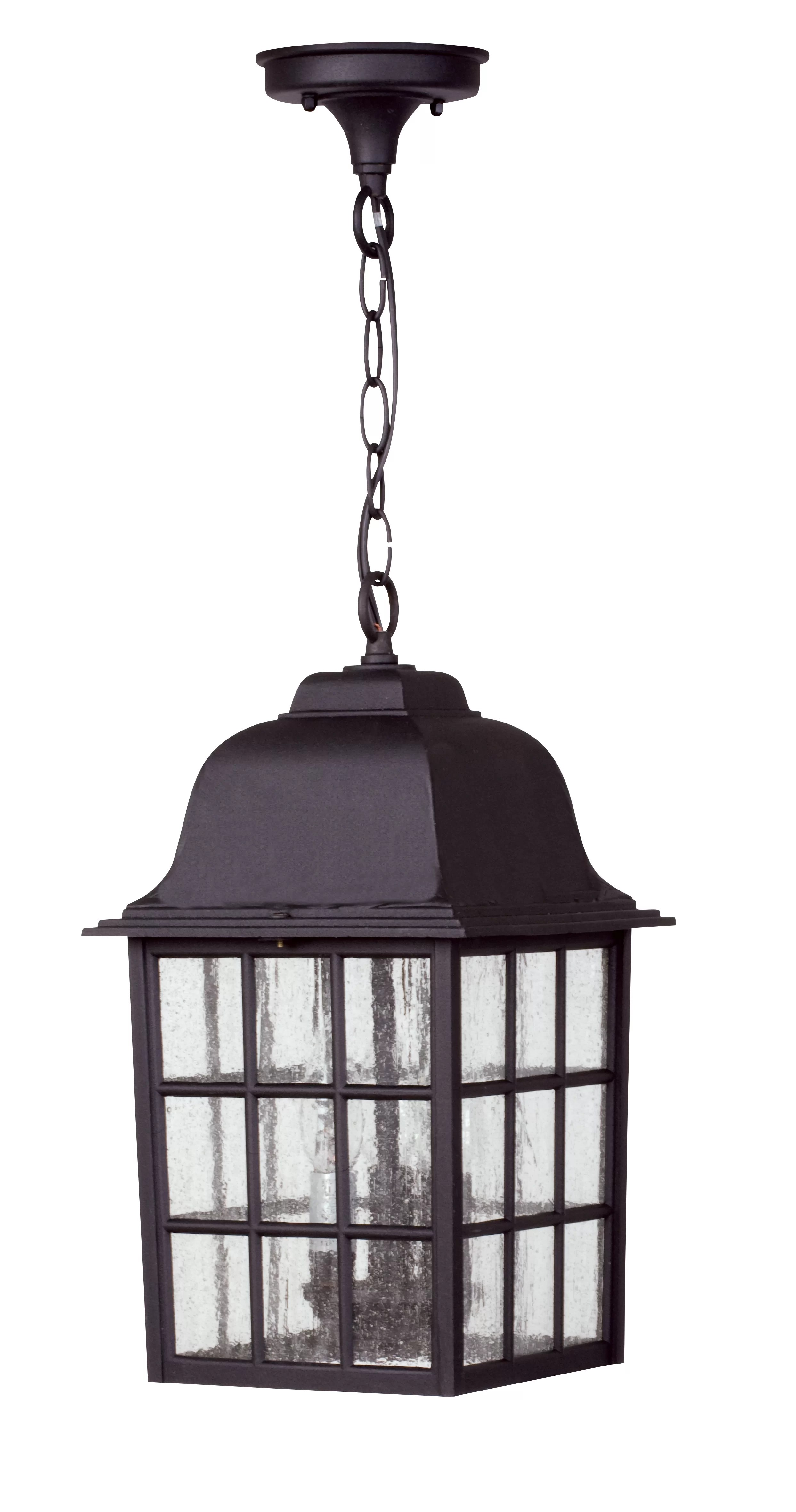 Outdoor Hanging Lamps Oakhill 3 Light Outdoor Hanging Lantern