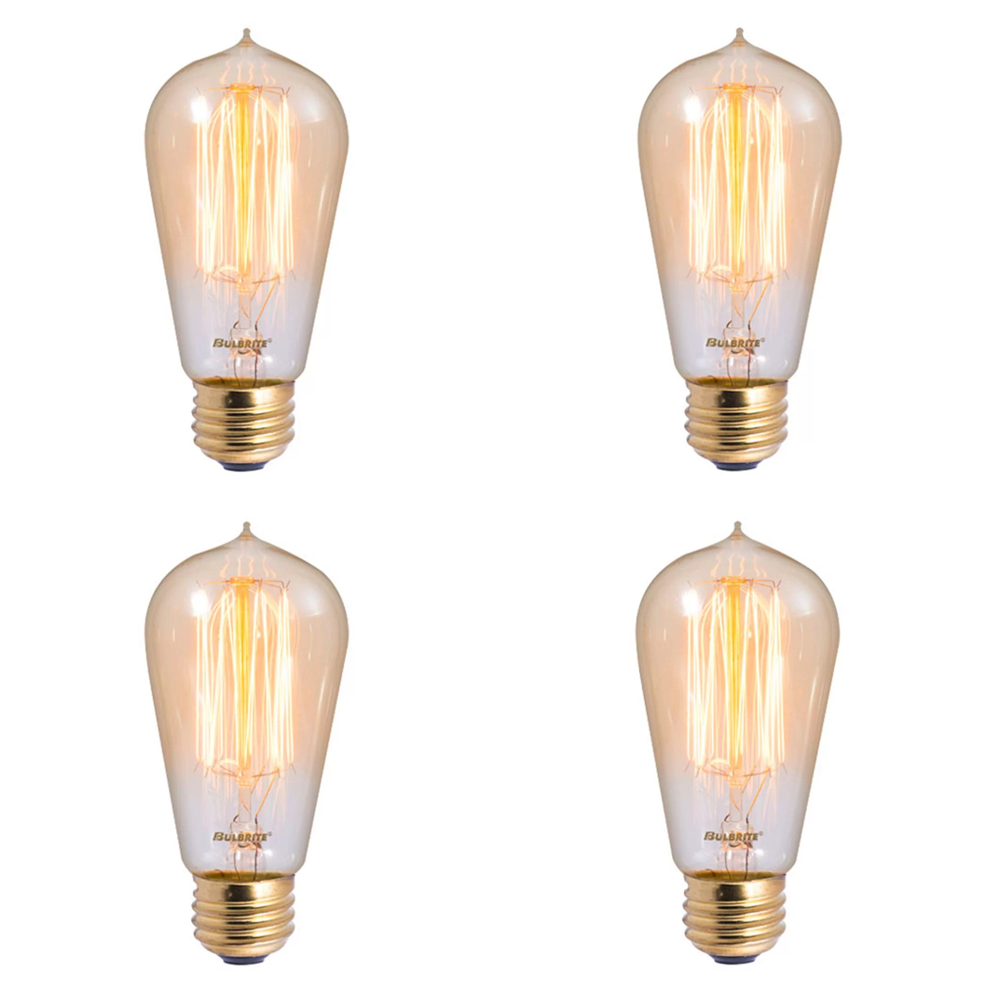 60w Light Bulb 60w E26 Dimmable Incandescent Light Bulb