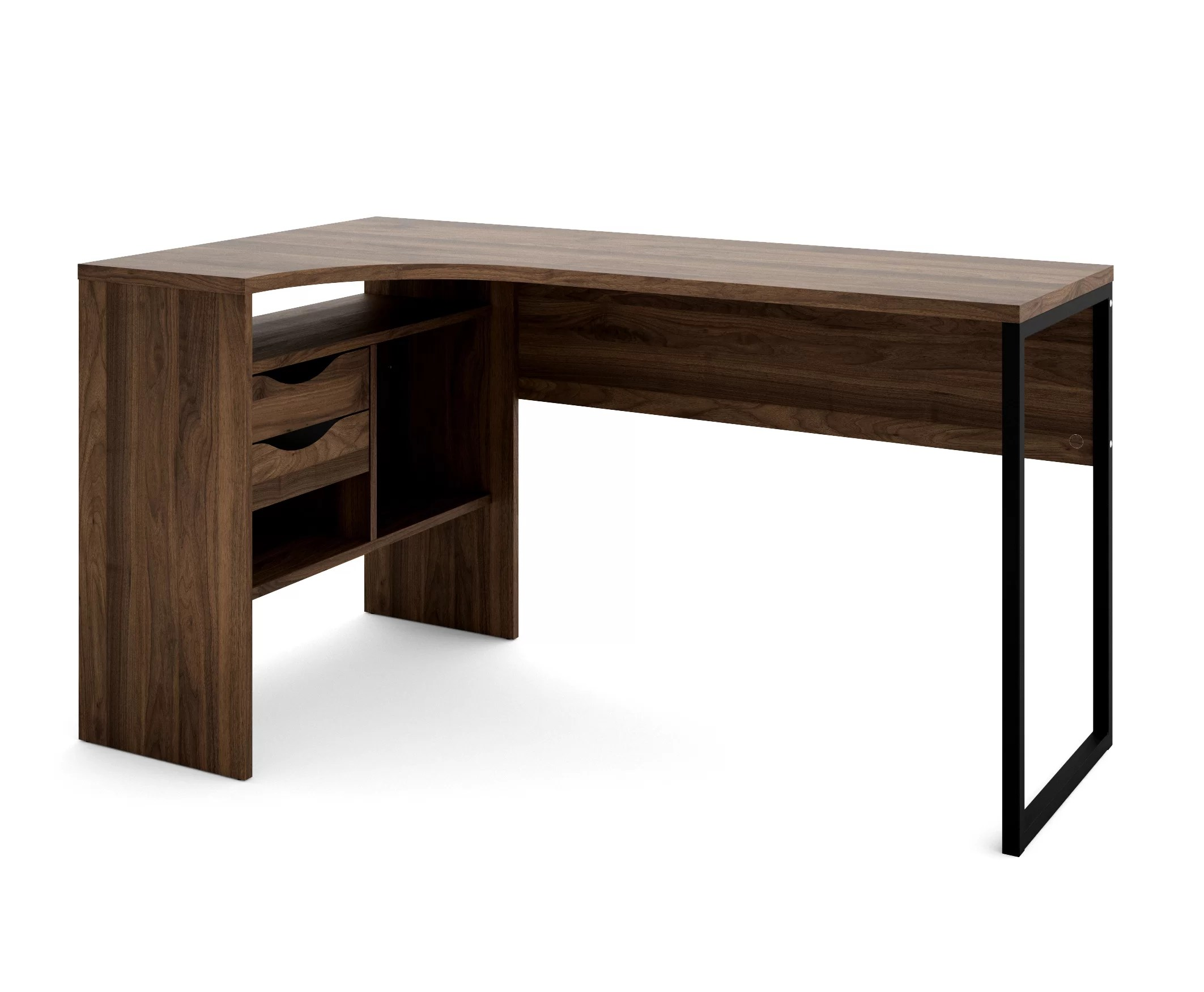 Executive L Shaped Desk Marcellus L Shape Executive Desk
