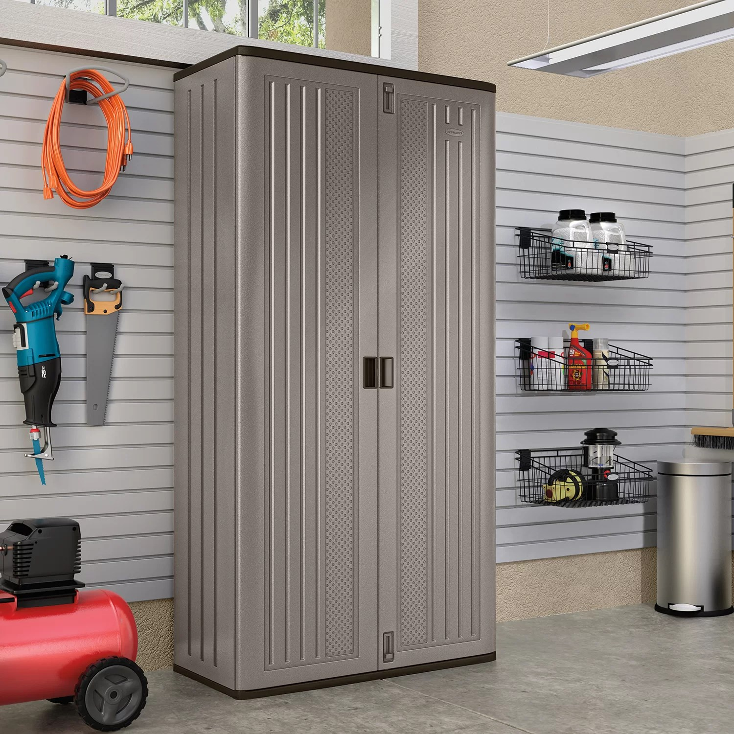 Garage Utility Cabinets 80