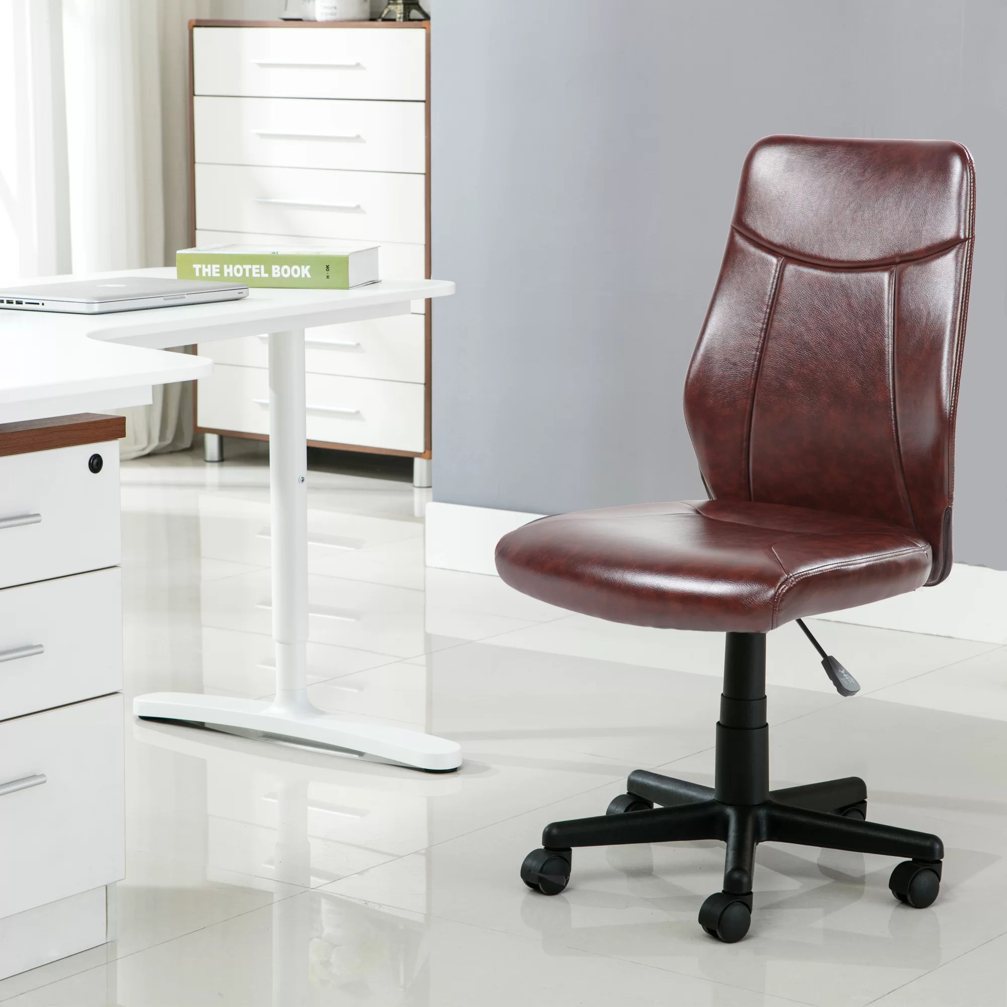 Desk Seat High Back Kids Desk Chair