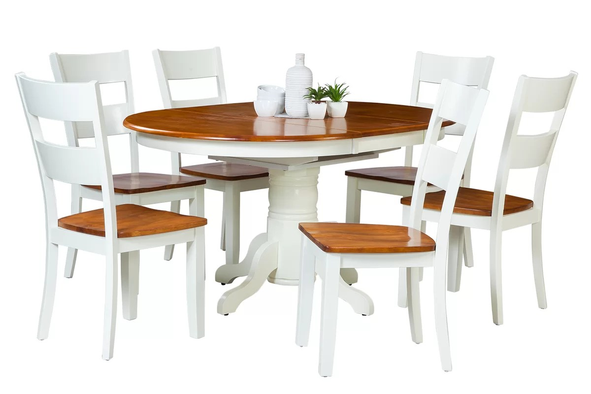 Solid Wood Dining Chair Set Of 2 By Ttp Furnish Buy