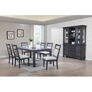Dining Table With Hutch Wayfair