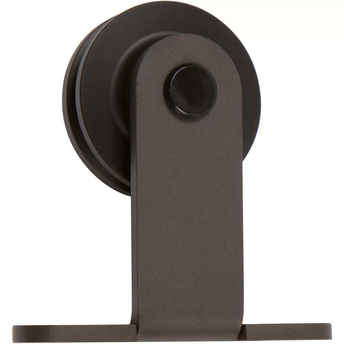 Barn Door Wheels 3000 Series Standard Single Barn Door Hardware Kit