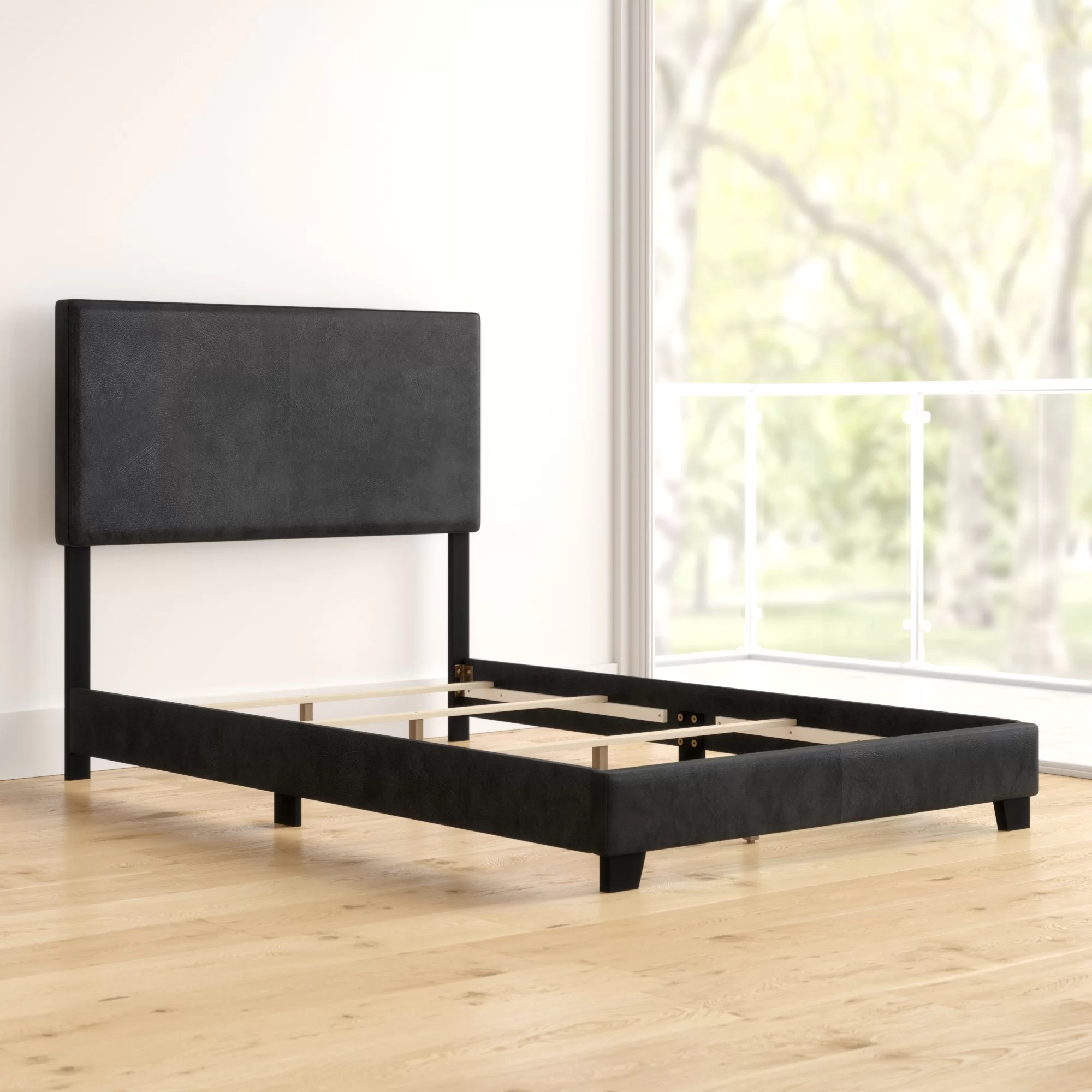 Black Queen Size Beds Frames Free Shipping Over 35 Wayfair