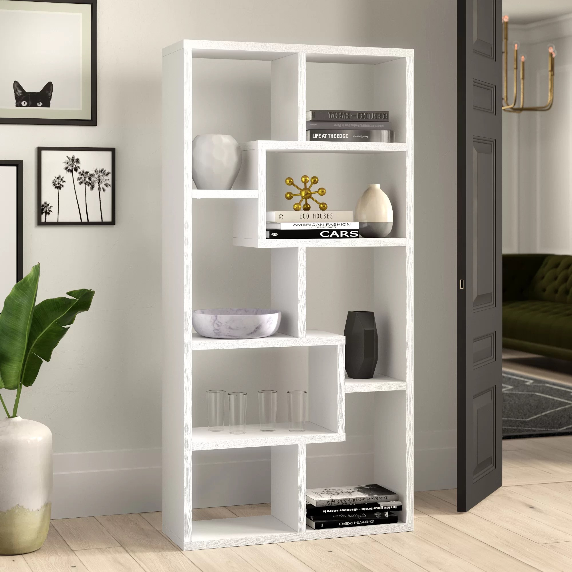 Etagere Cd But Chrysanthos Etagere Bookcase