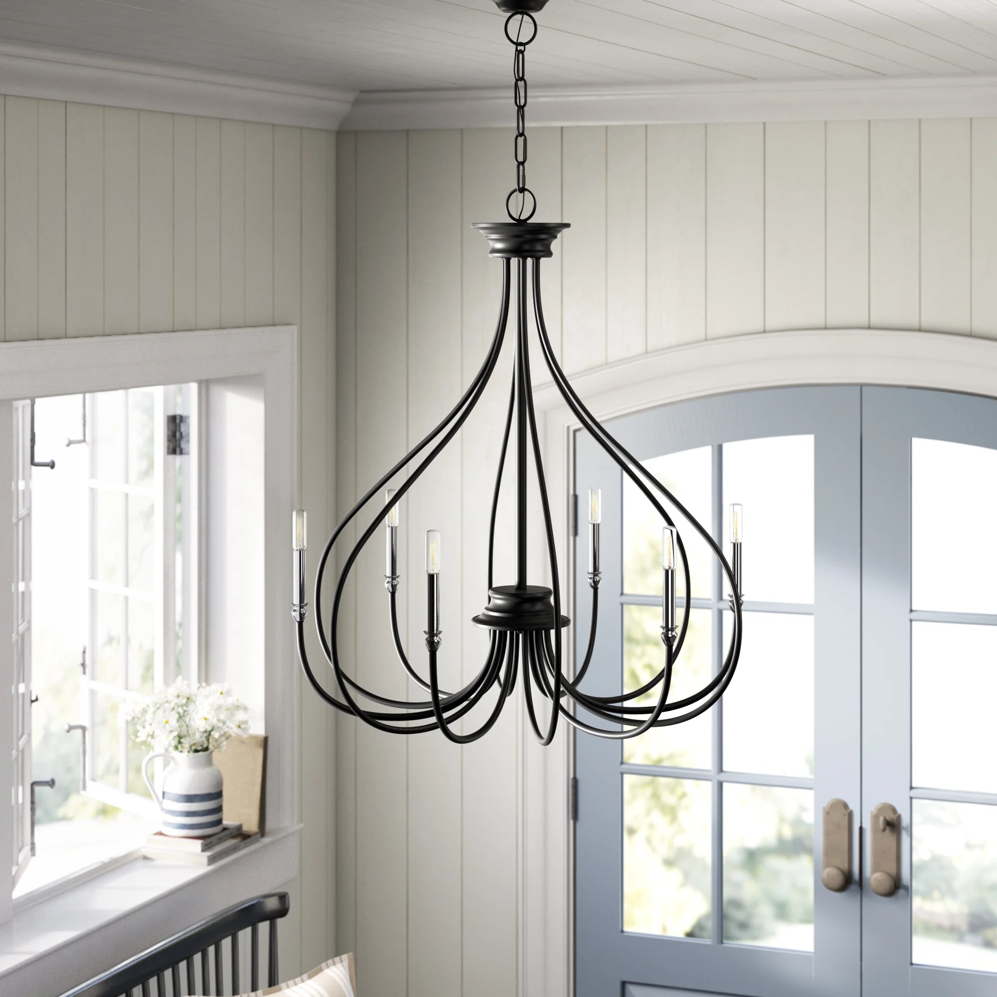 Wayfair Geometric Chandeliers You Ll Love In 2021