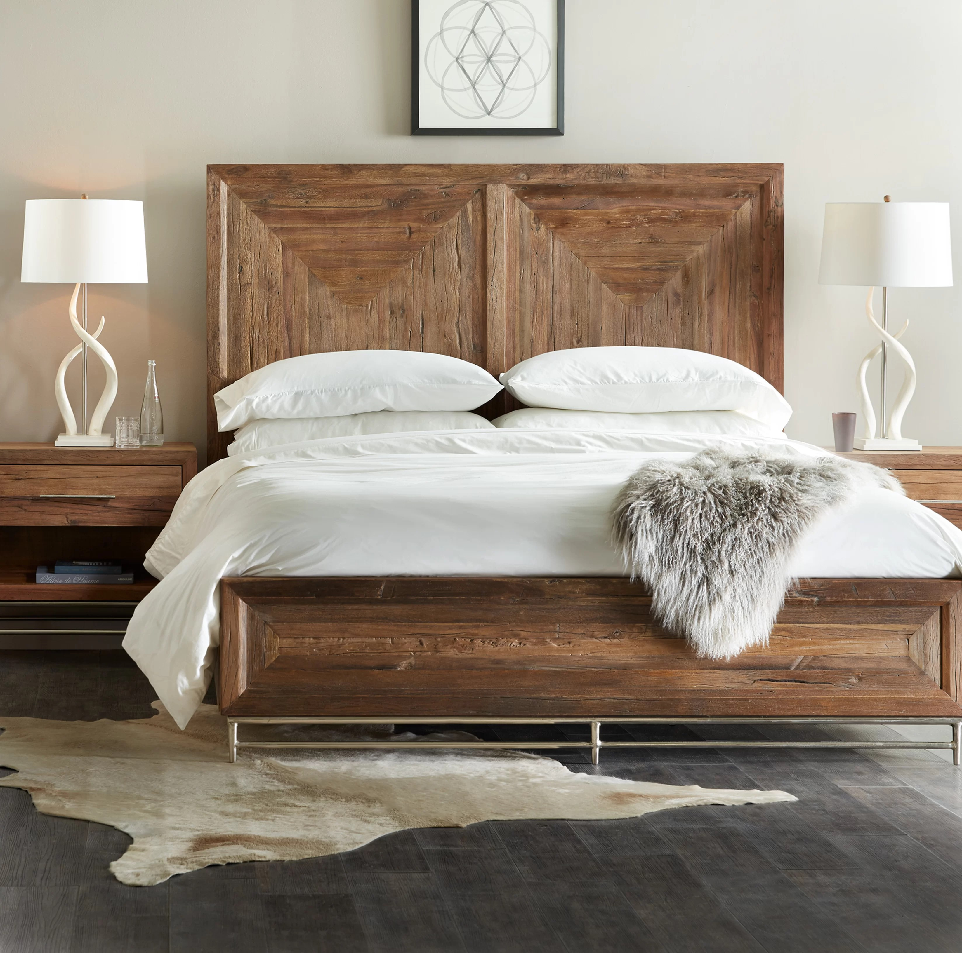 Sikorski California King Bed Joss Main