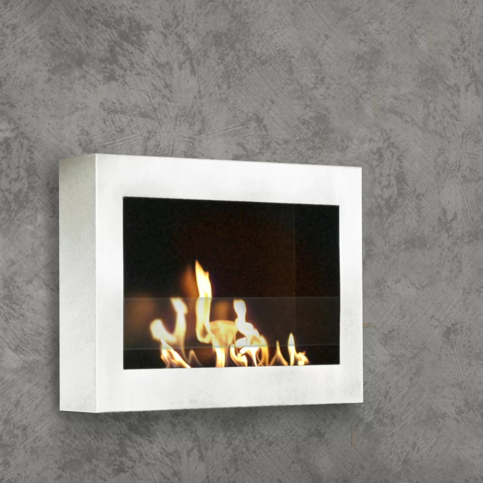 How To Operate A Fireplace Soho Wall Mounted Bio Ethanol Fireplace