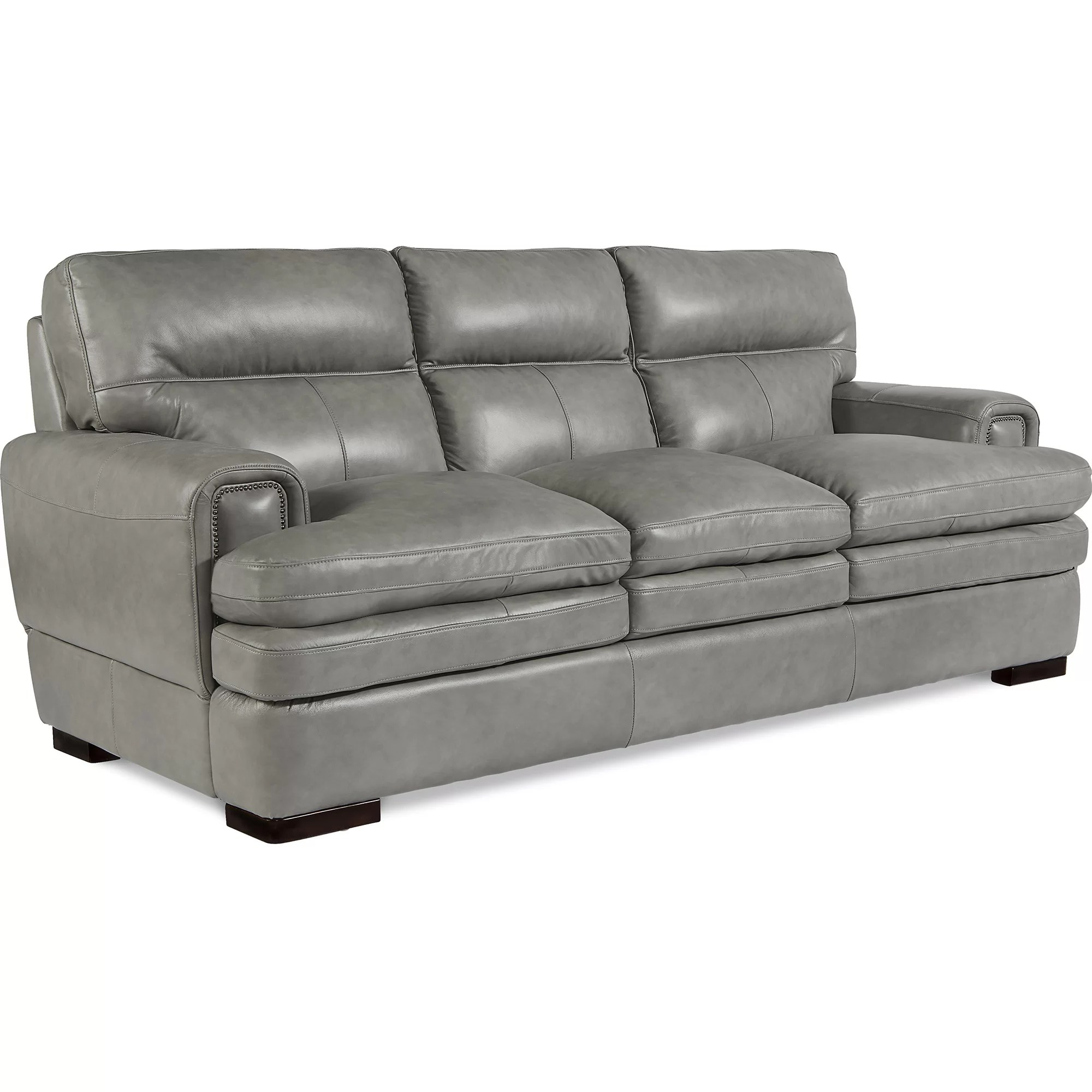 Leather Sofa La Z Boy Jake Leather Sofa