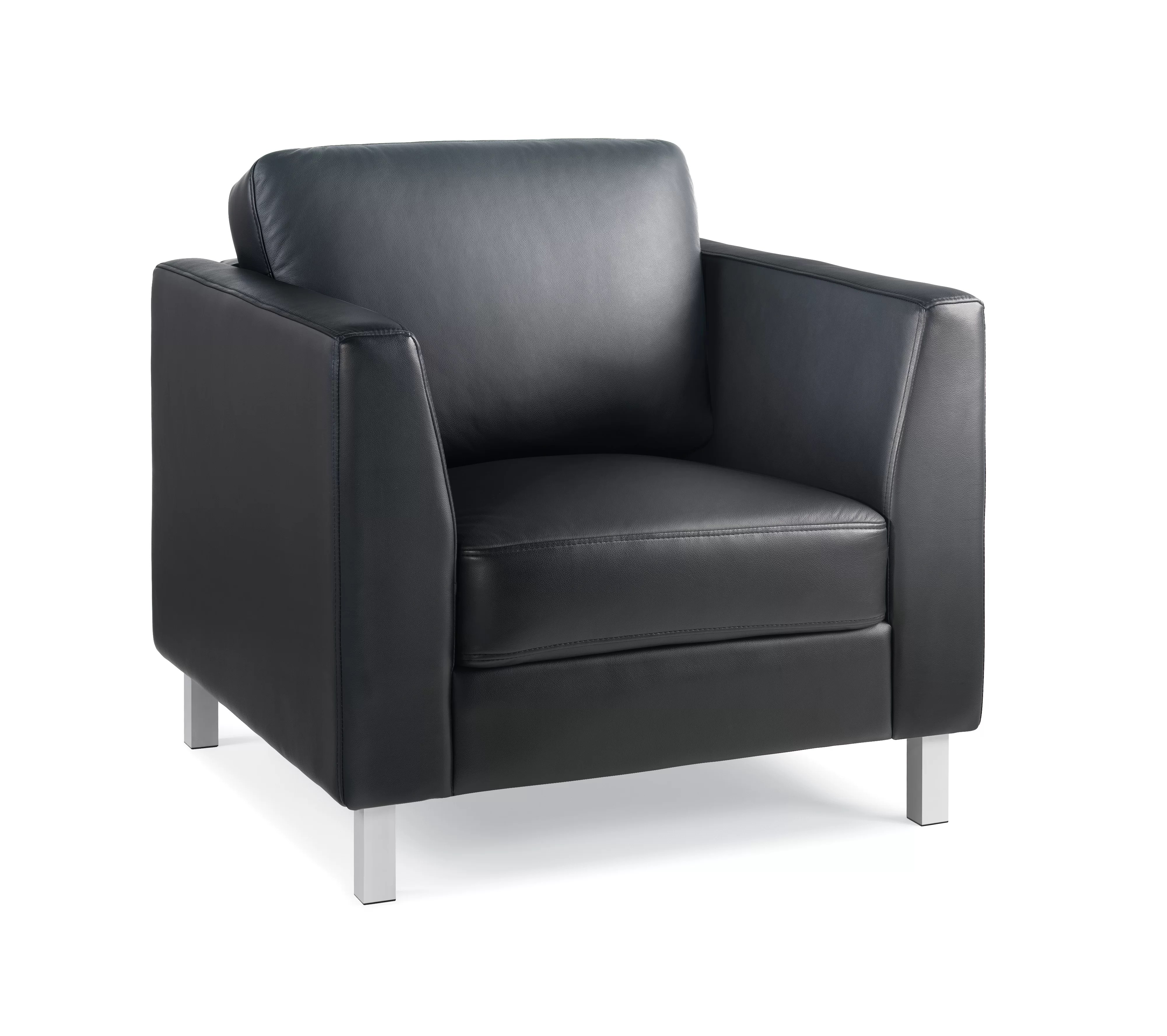 Leather Lounge Lincoln Leather Lounge Chair