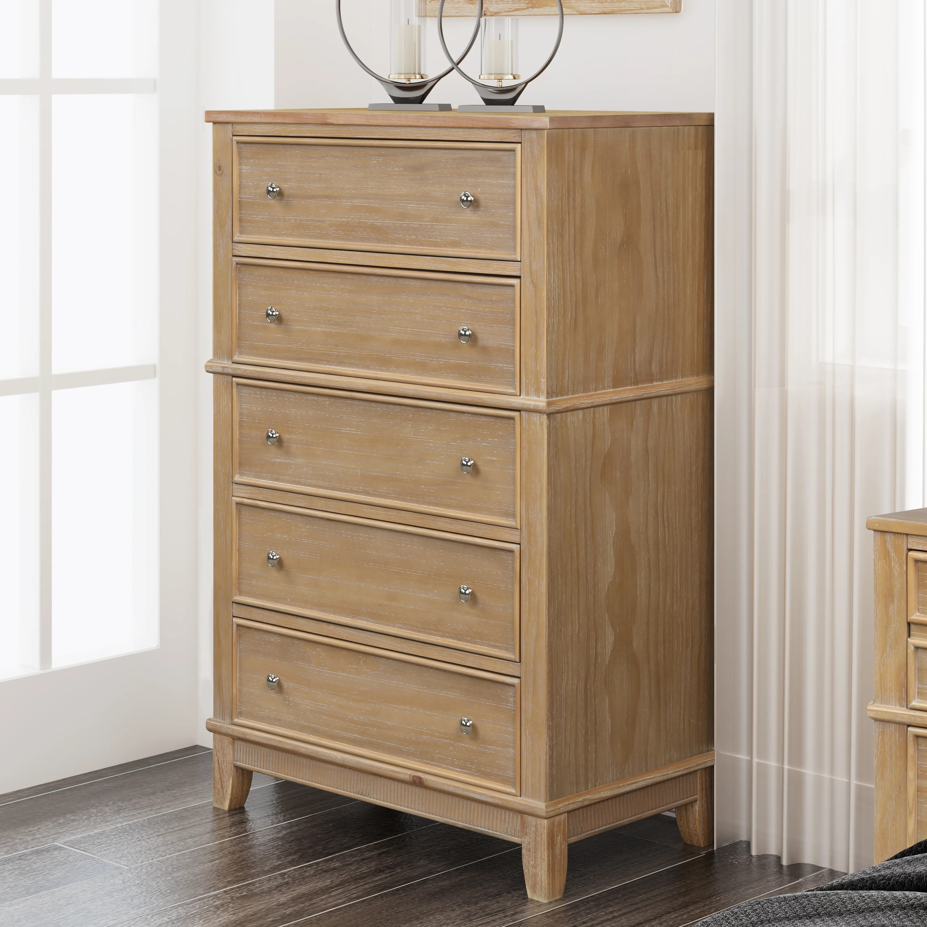 Tall Dressers Chests On Sale Wayfair