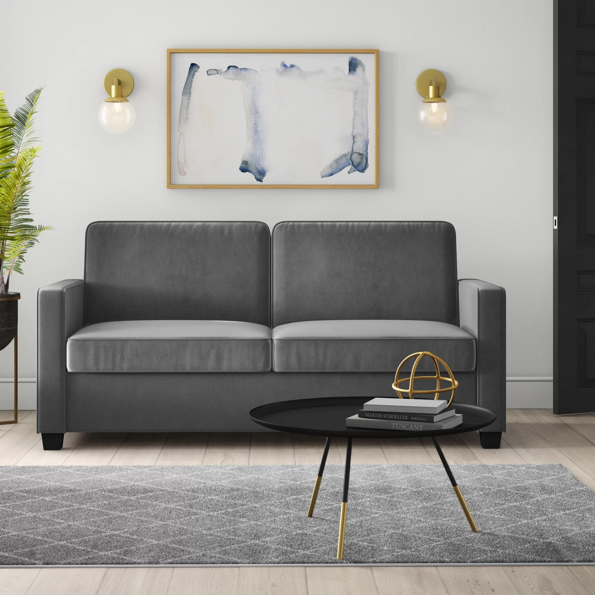 Large Sofa Beds Everyday Use Cabell Sofa Bed