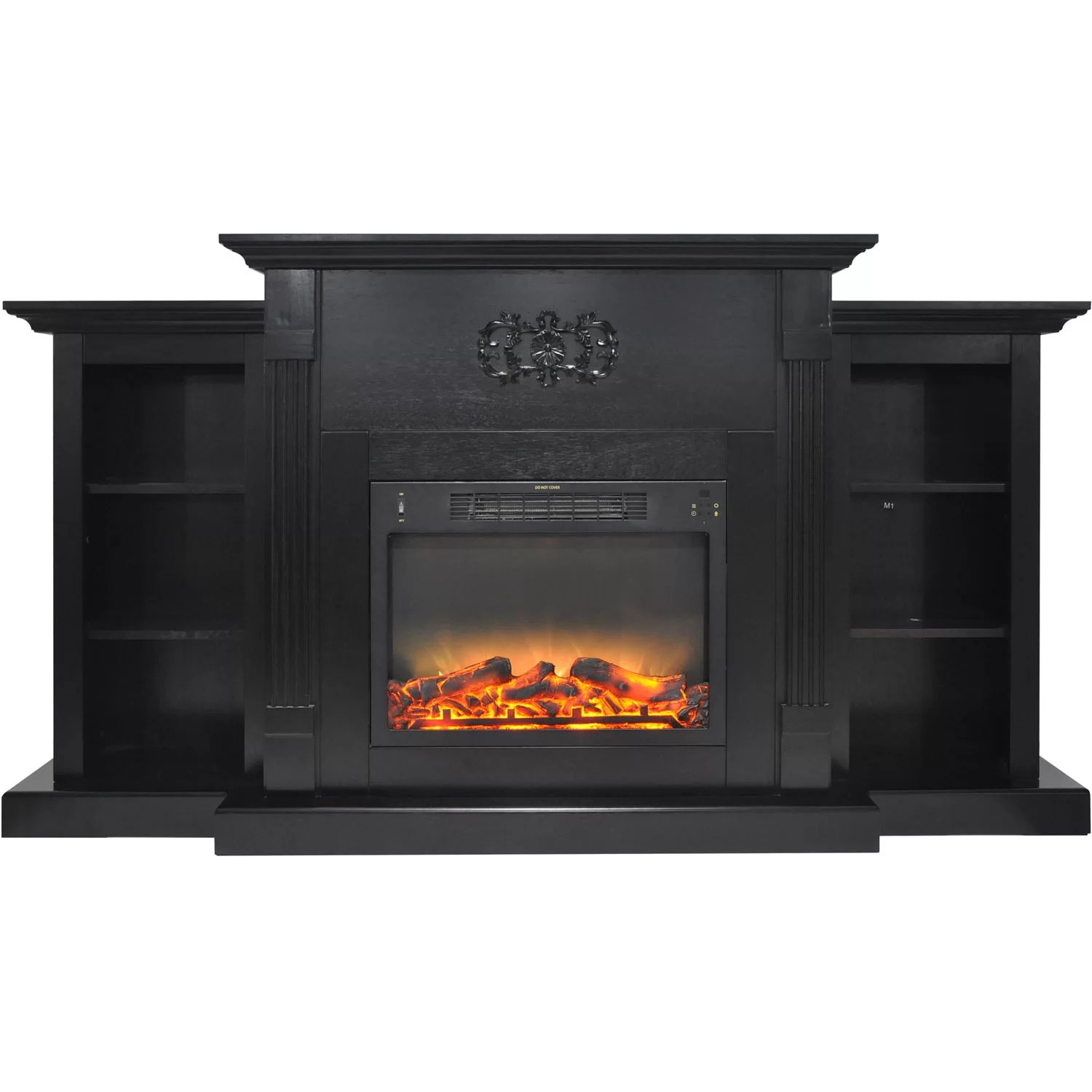 Electric Fireplace.com Dimmick Electric Fireplace