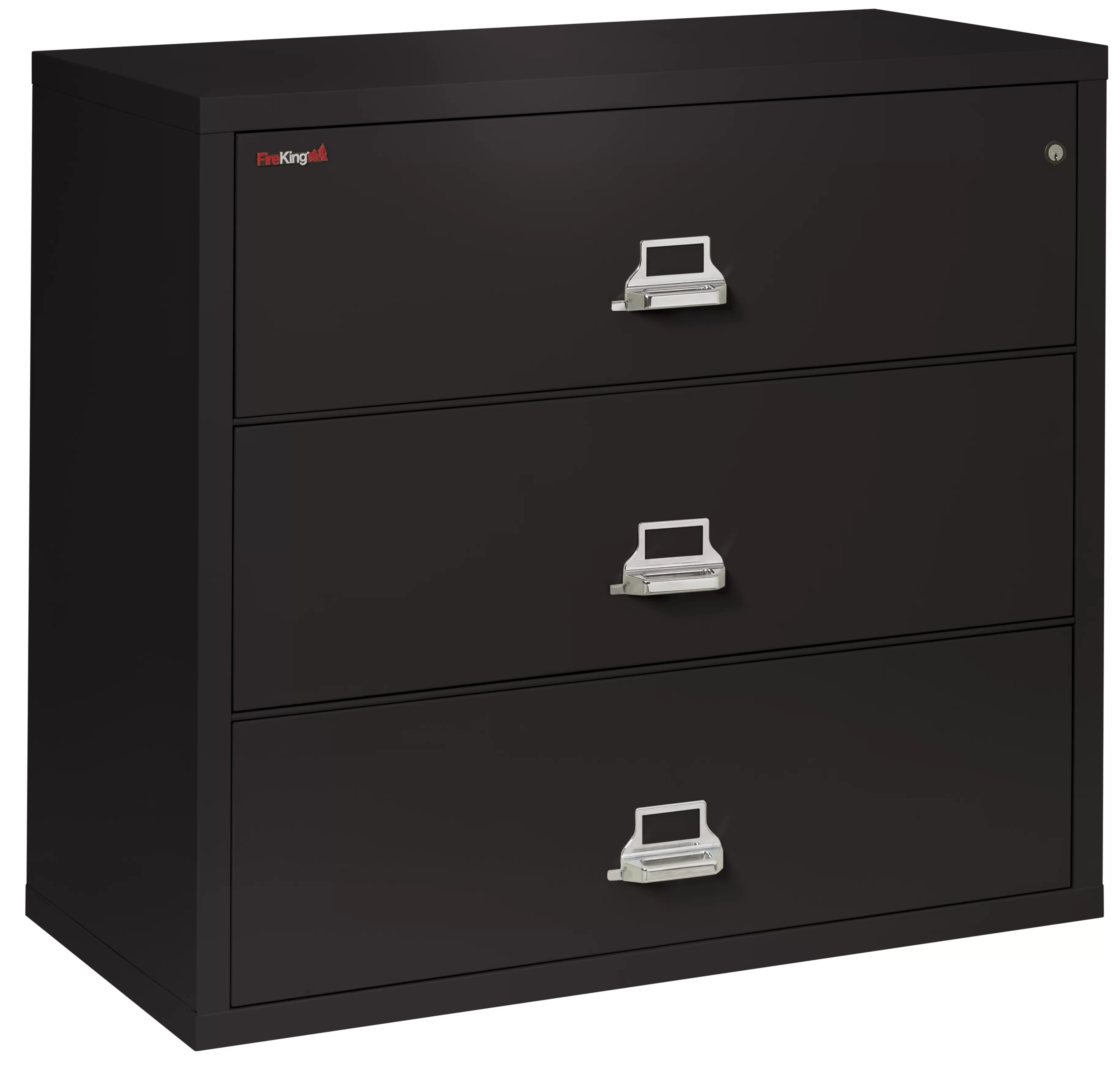 Horizontal File Cabinet 3 Drawer Lateral File Cabinet