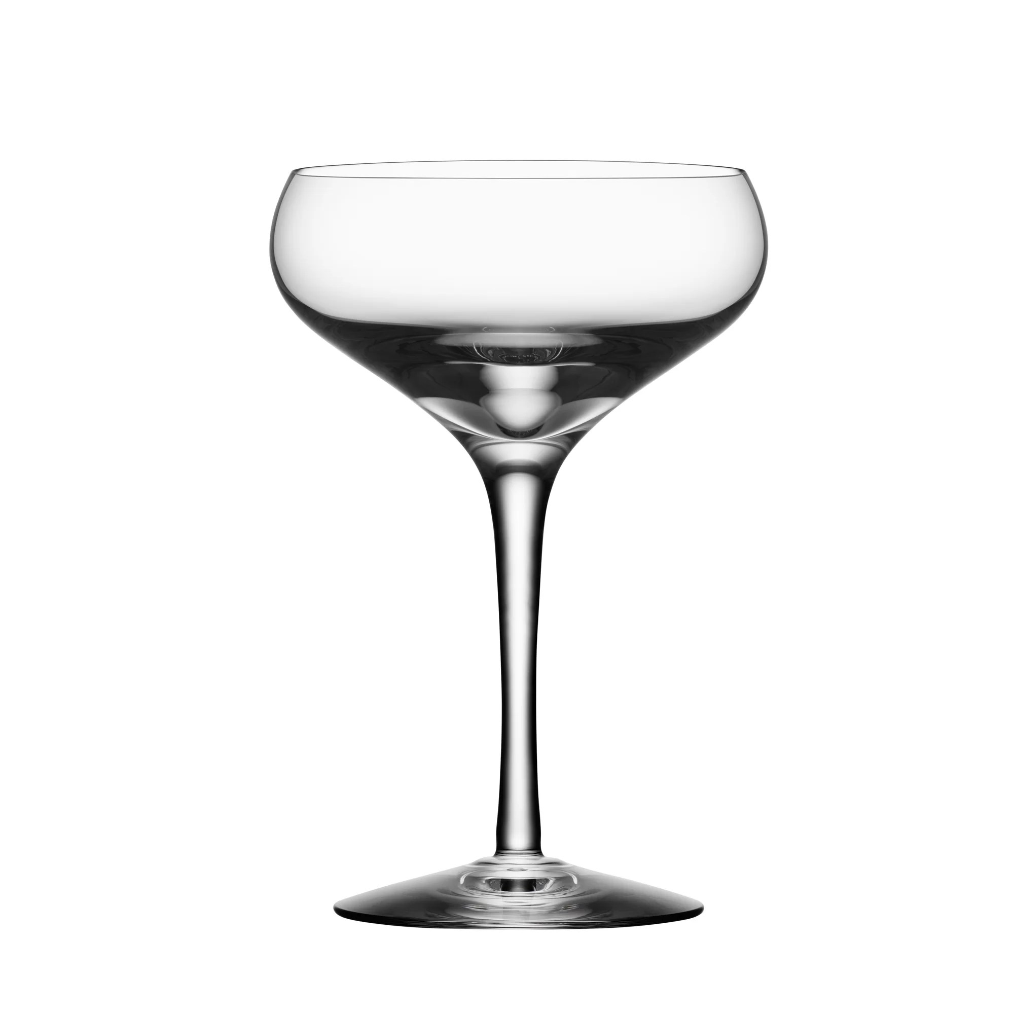 Champagne Coupe More Crystal 7 Oz Champagne Coupe