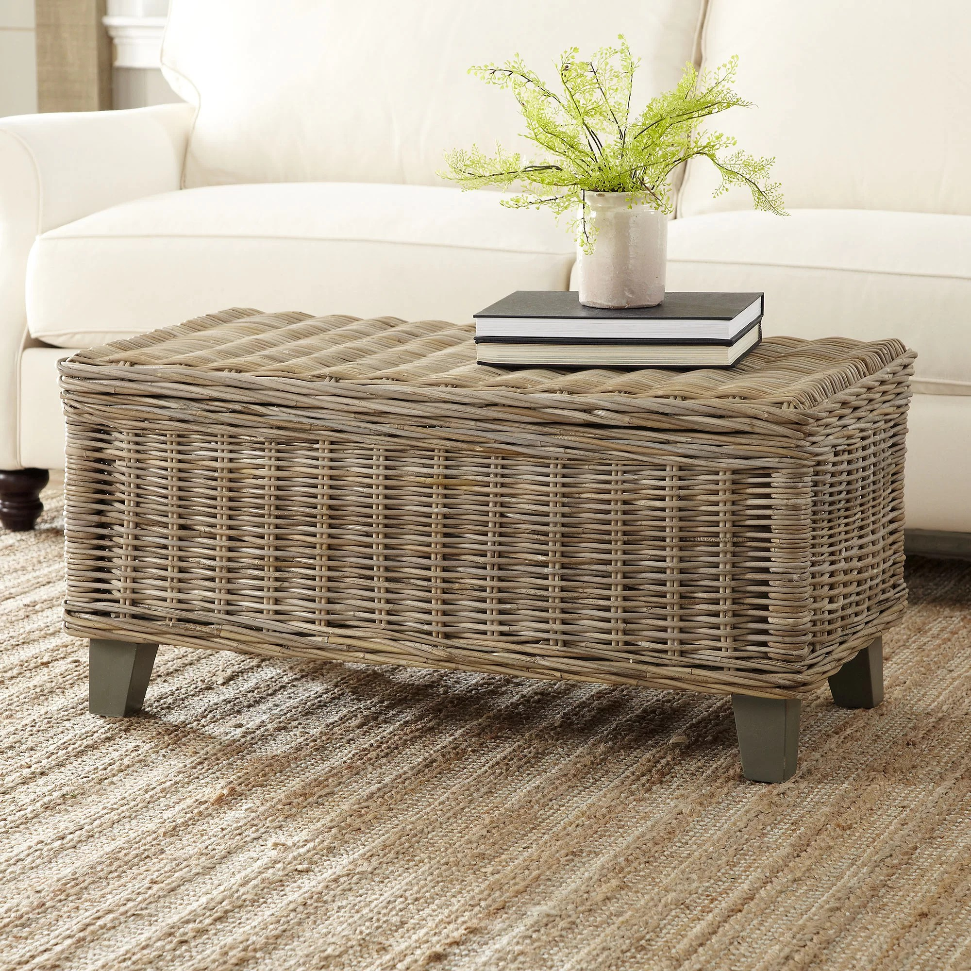 Rattan Table North Bay Rattan Coffee Table