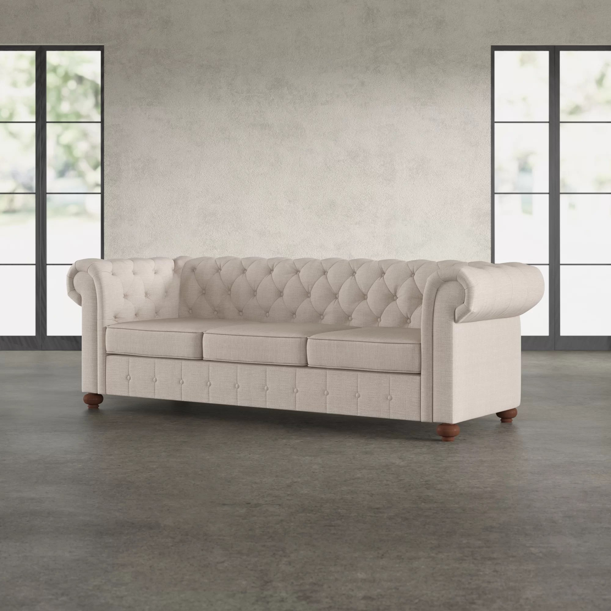 Chesterfield Sofa Quitaque Chesterfield Sofa