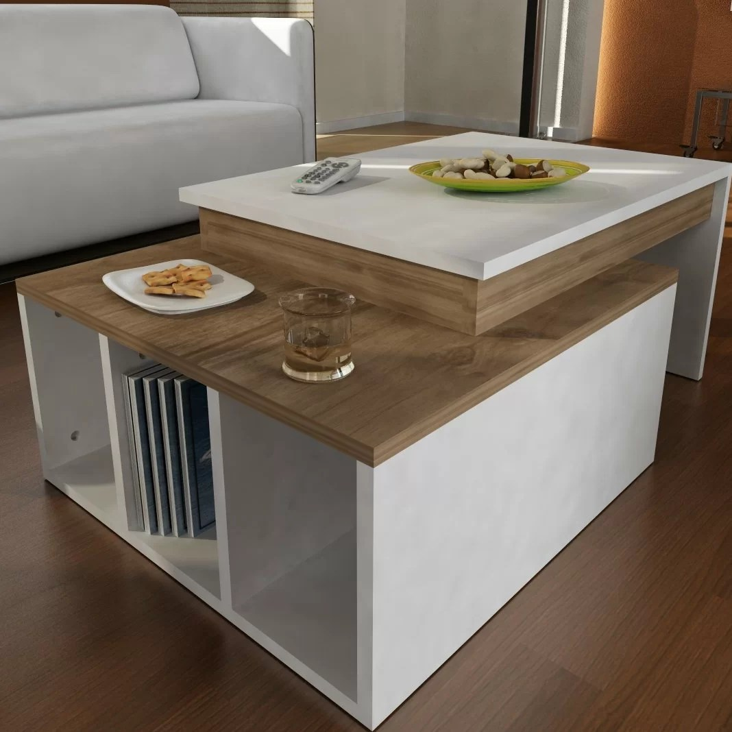 Light Line 4 Couchtisch Benita Coffee Table With Storage
