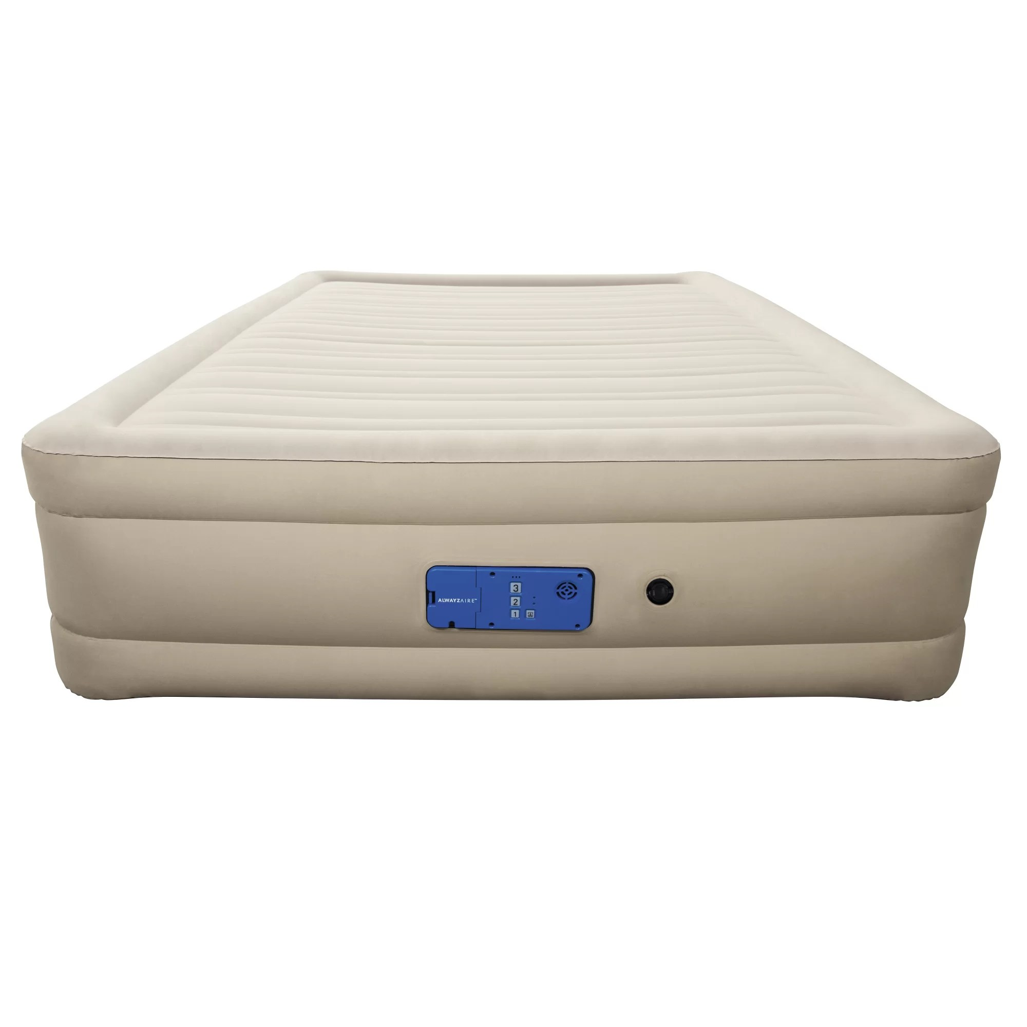 Air Mattress Frame Queen Alwayzaire Fortech Airbed Air Mattress